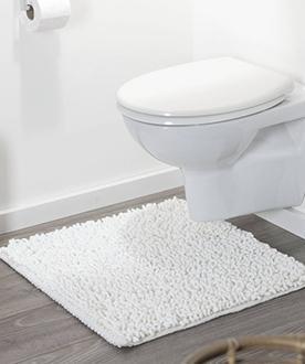 Toilet- en badmatten