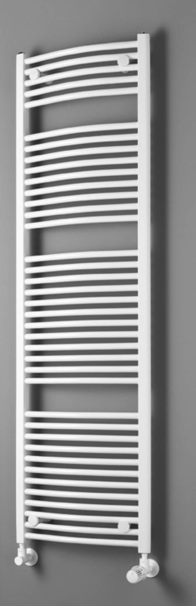 Ben Samos Designradiator 50x121,5cm 645watt Wit