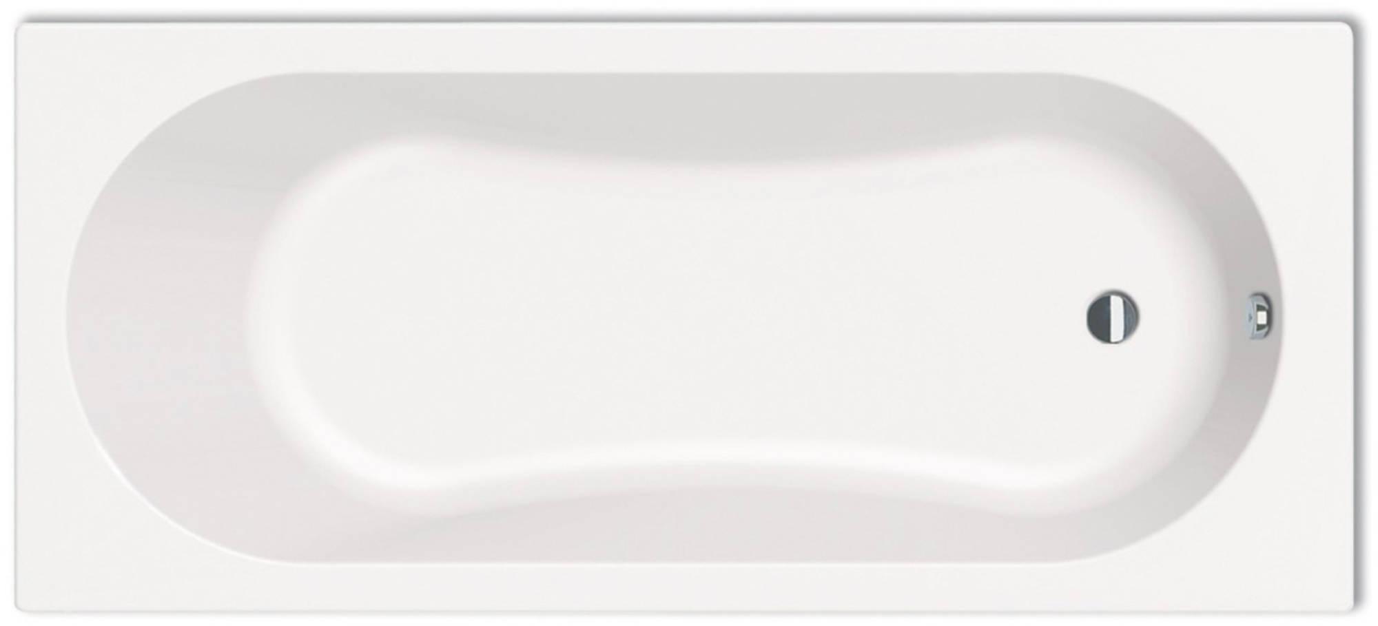 Sealskin Optimo douchebad 180x80cm wit