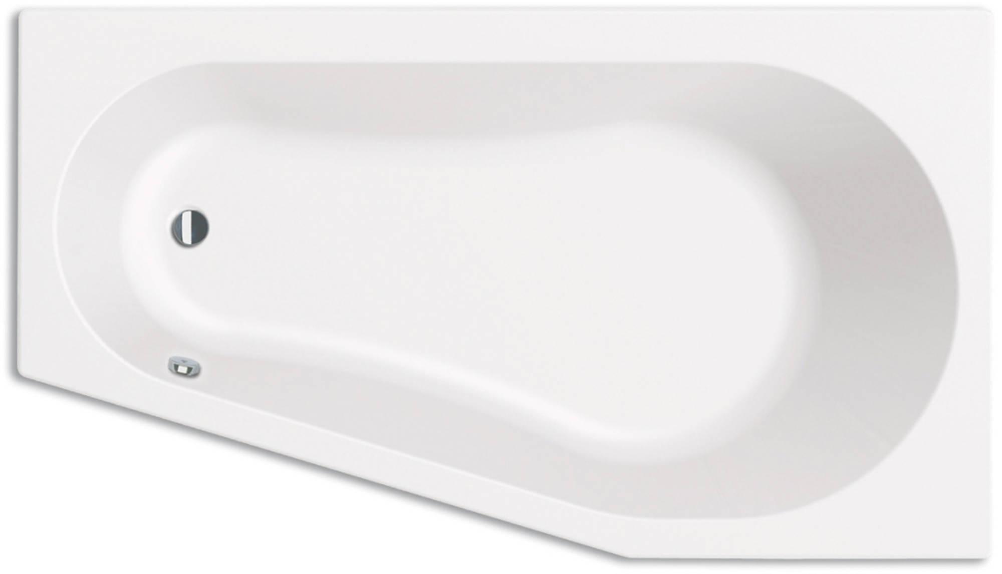 Sealskin Optimo compactbad 160x90x60cm rechts wit