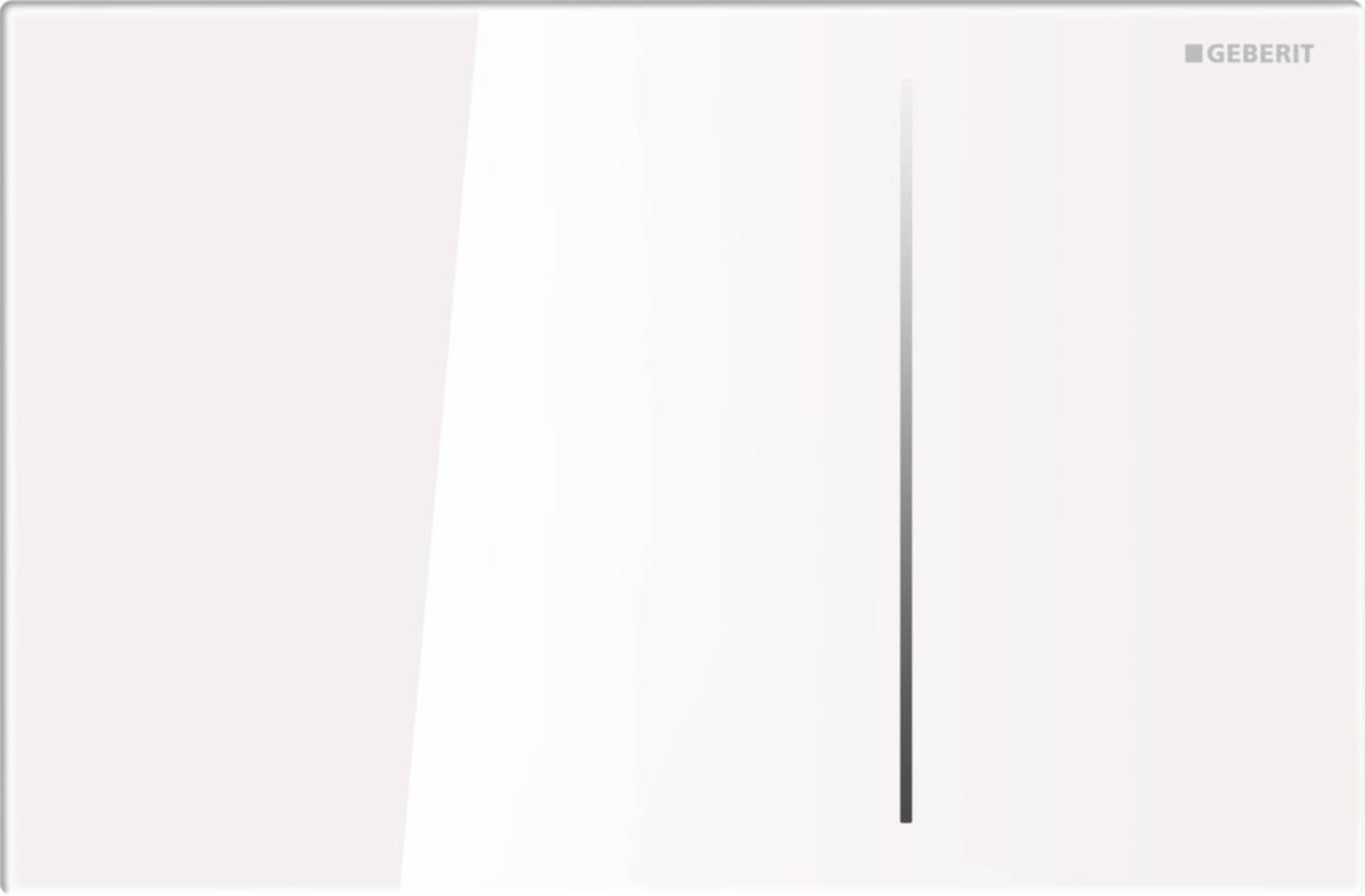 Geberit Sigma 70 bedieningsplaat voor UP320 inbouwreservoir Wit