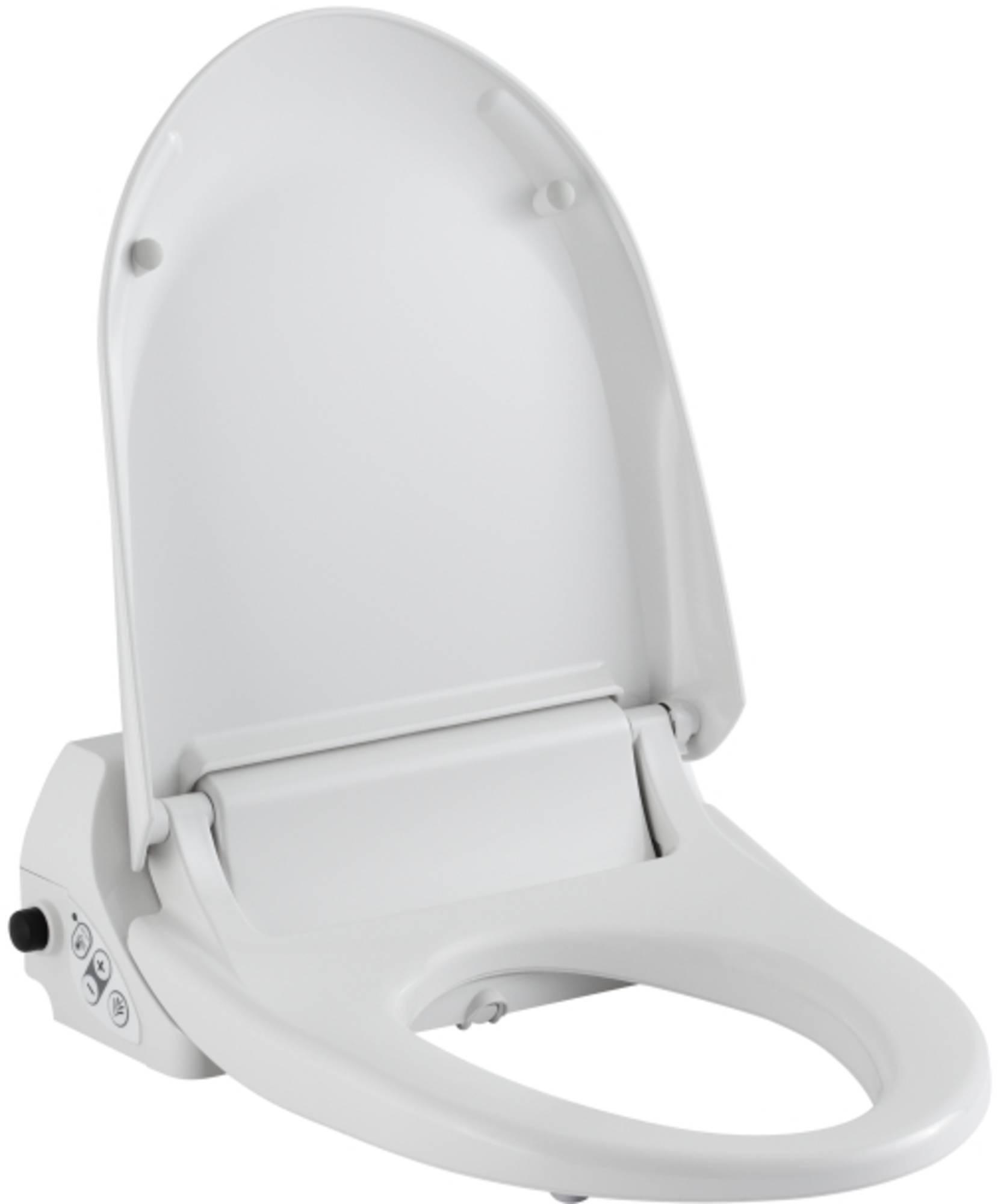 Productafbeelding van Geberit Aquaclean 4000 douche wc zitting Wit