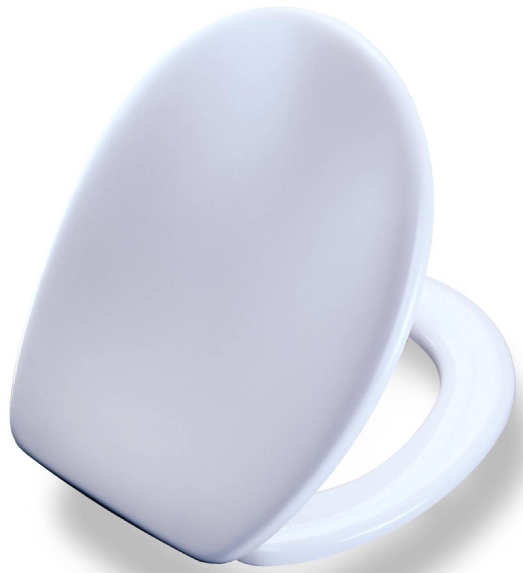 Pressalit closetzitting Tivoli Soft D met deksel softclosing
