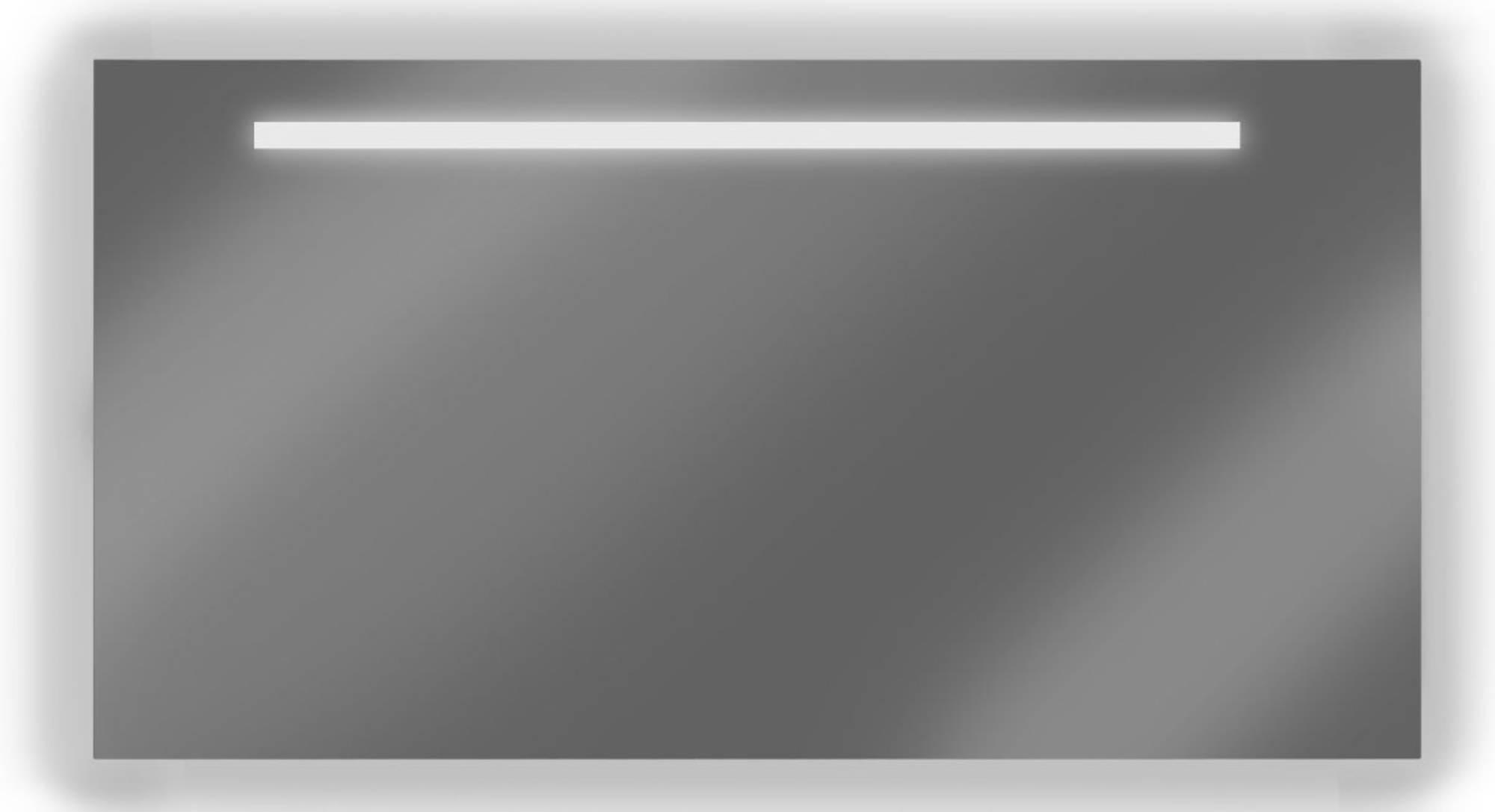Looox X-line spiegel 120x70 cm. met led - verwarming - sensor