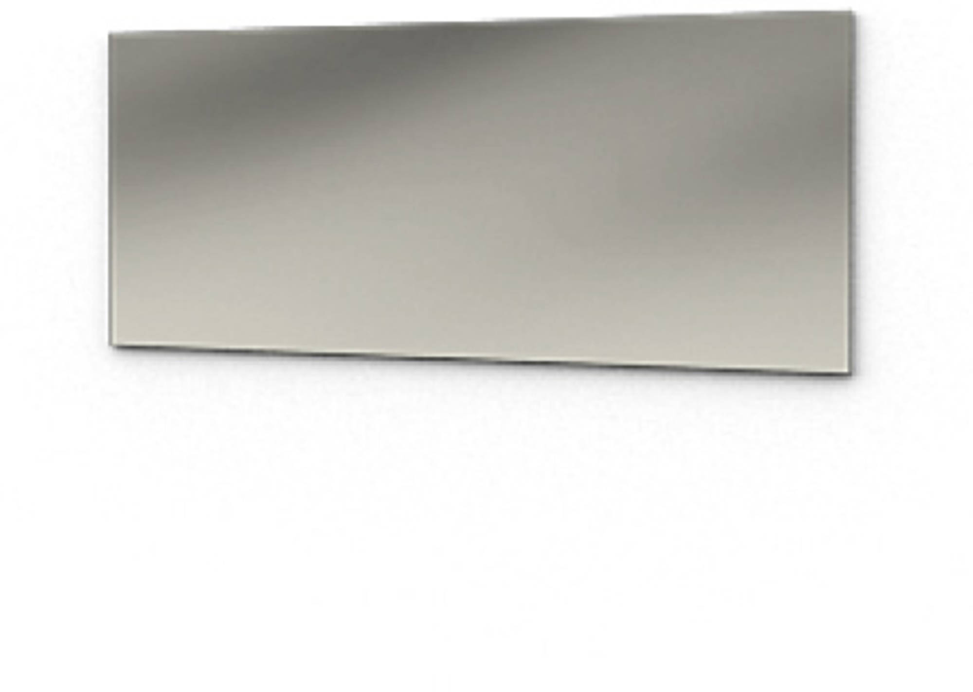 Ben Mirano Spiegel rondom Geslepen met blinde ophang 220,1-240x110,1-130 cm