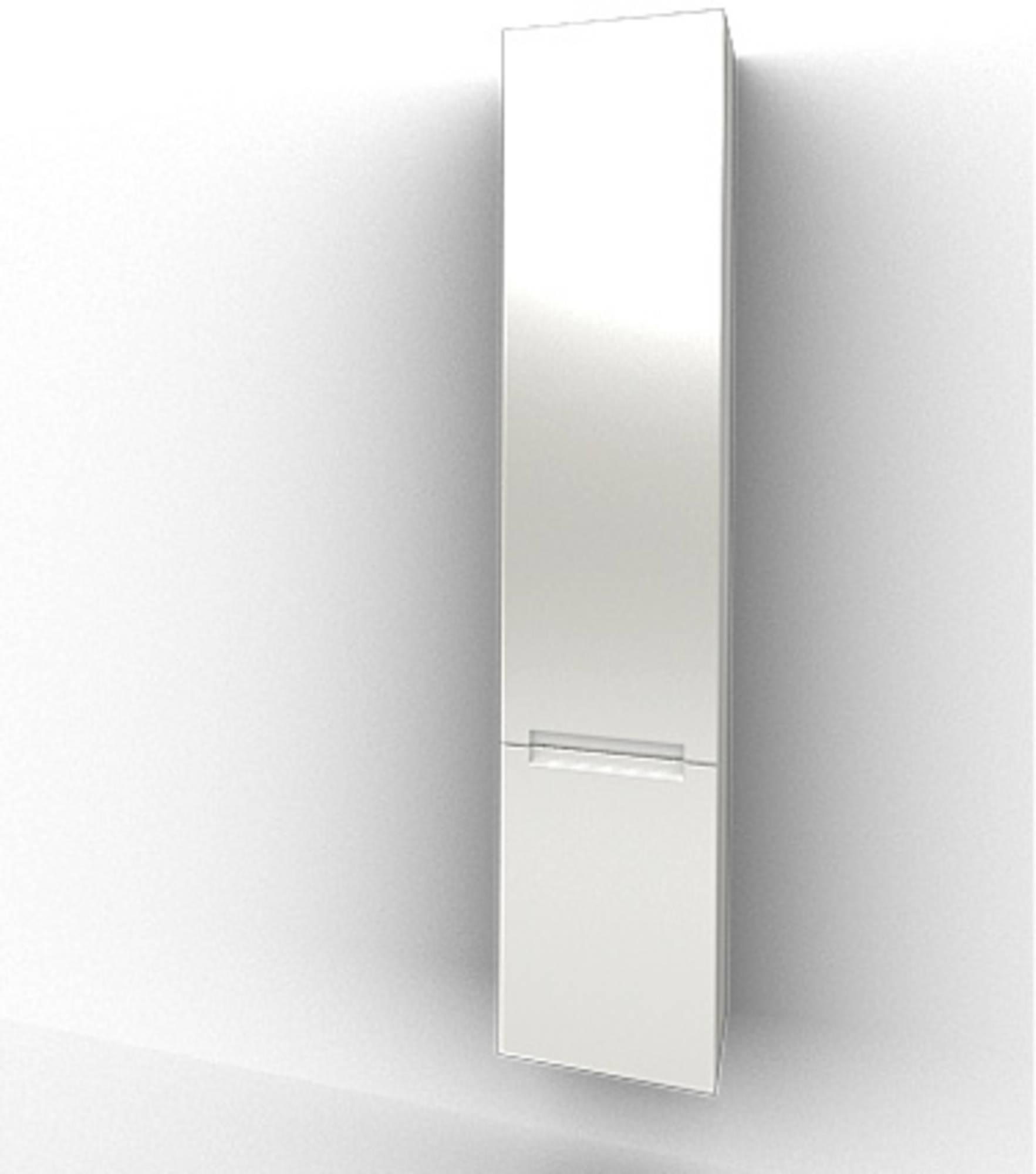 Ben Avenue Hoge kast 35x36x175 cm Keramisch wit