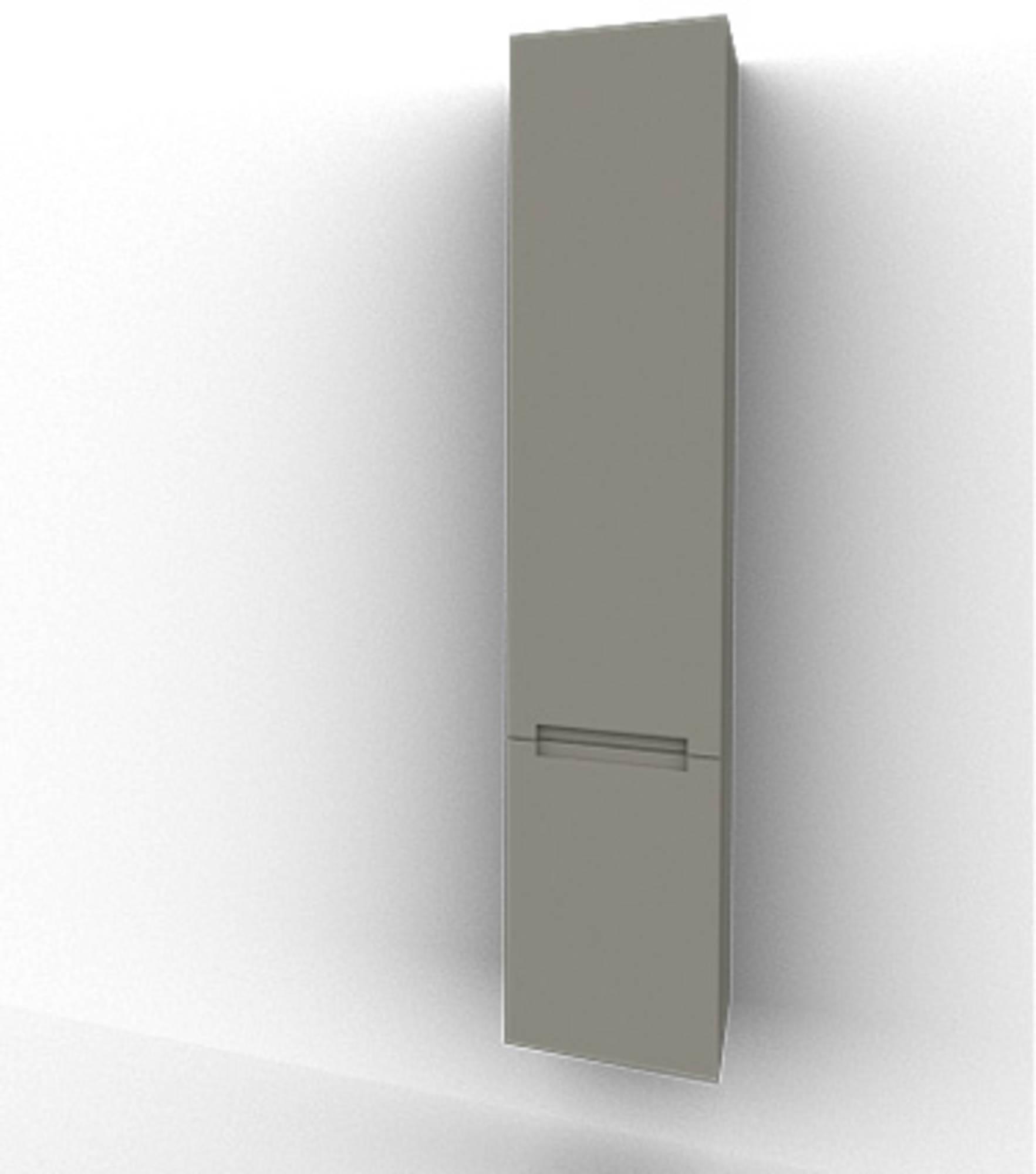 Ben Avenue Hoge kast 35x36x175 cm Mat grijs