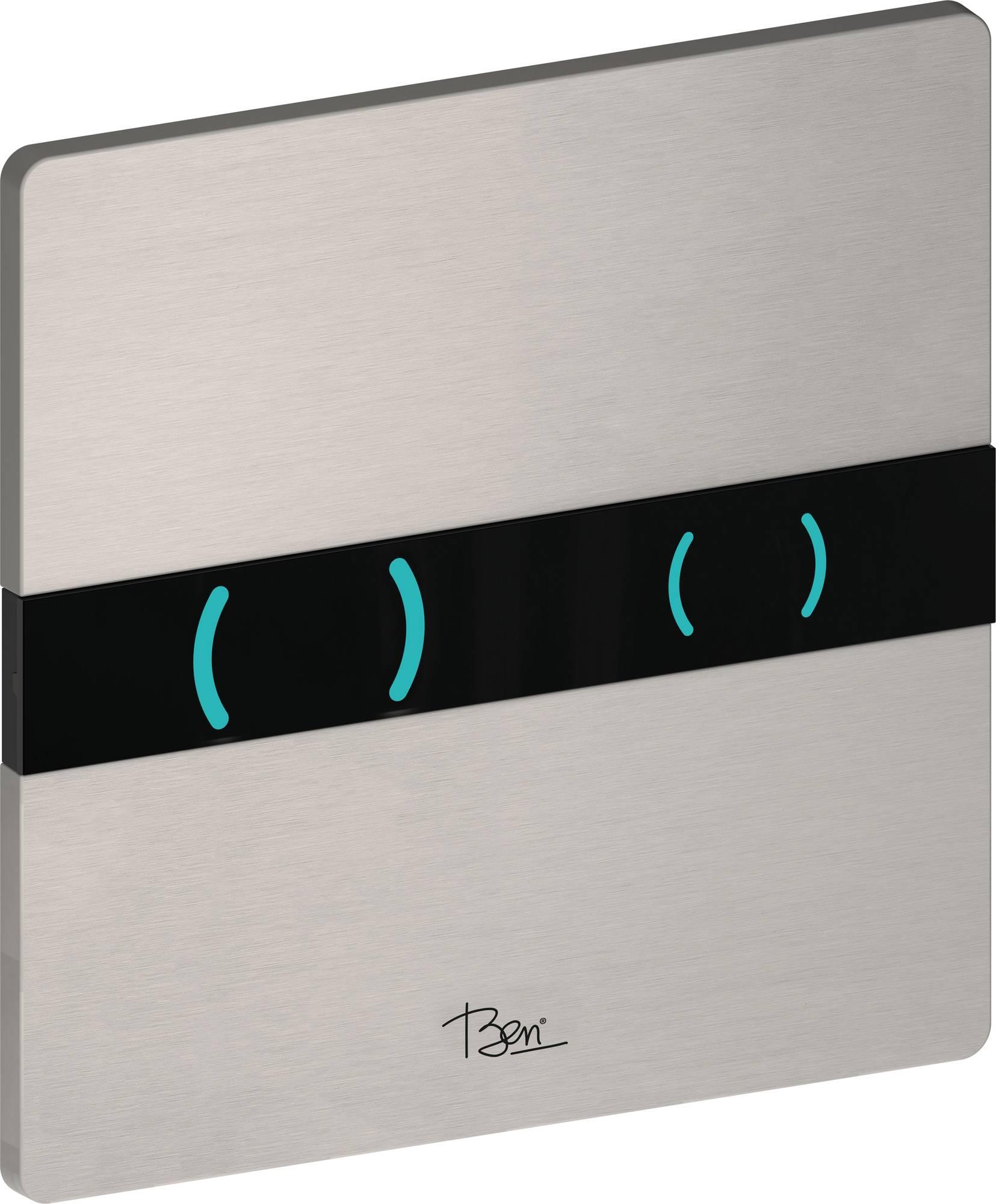 Ben Tronic bedieningspaneel infrarood bediening tbv BPF rvs