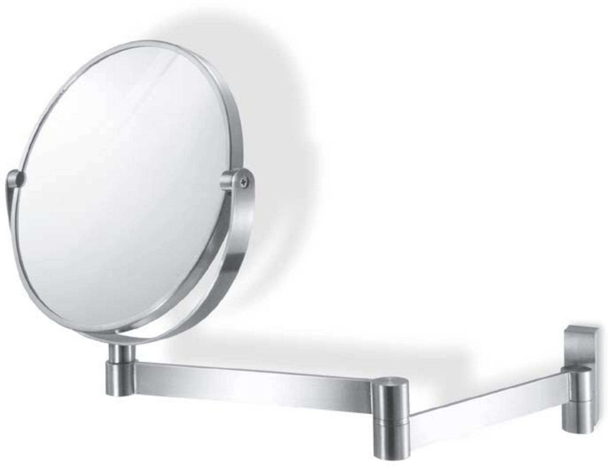 ZACK Fresco make-up spiegel Geborsteld RVS