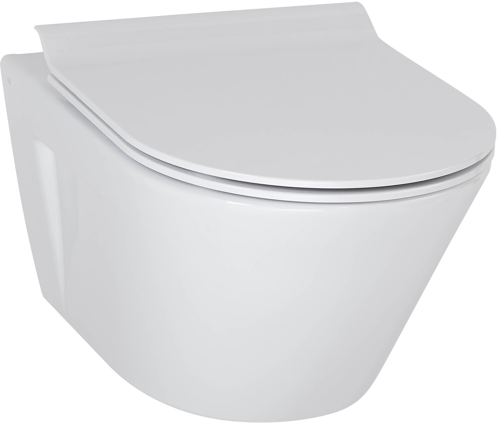 Ben Sito Wandcloset Xtra Glaze Free Flush Wit