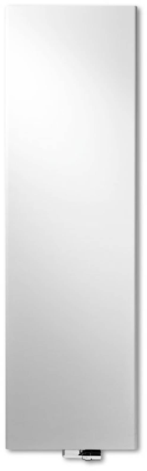 Vasco Niva Soft Verticaal NS1L1 Designradiator 44x182 cm As=1188 N502 Zand Licht