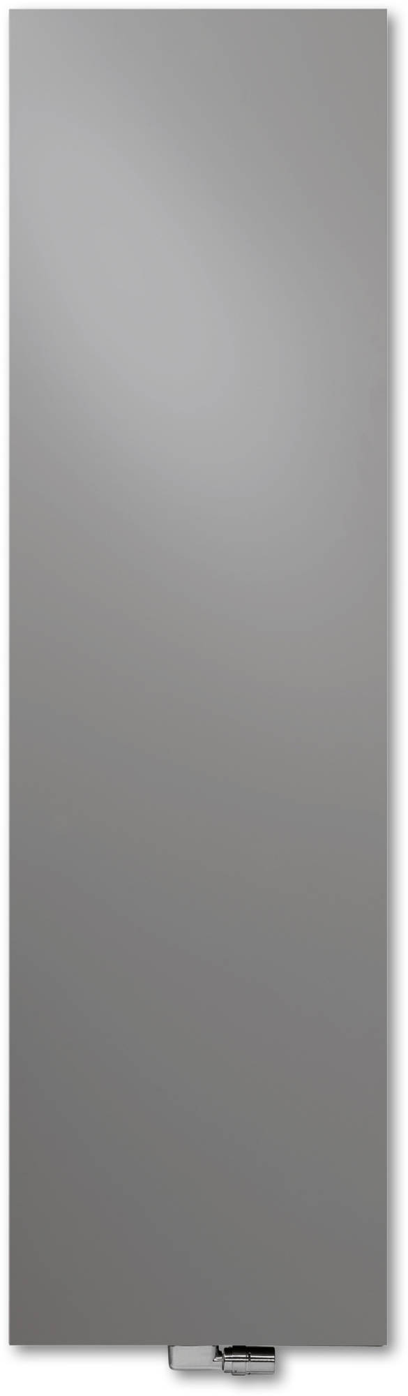 Vasco Niva Verticaal N1L1 Designradiator 182x52 cm Oranje Bruin