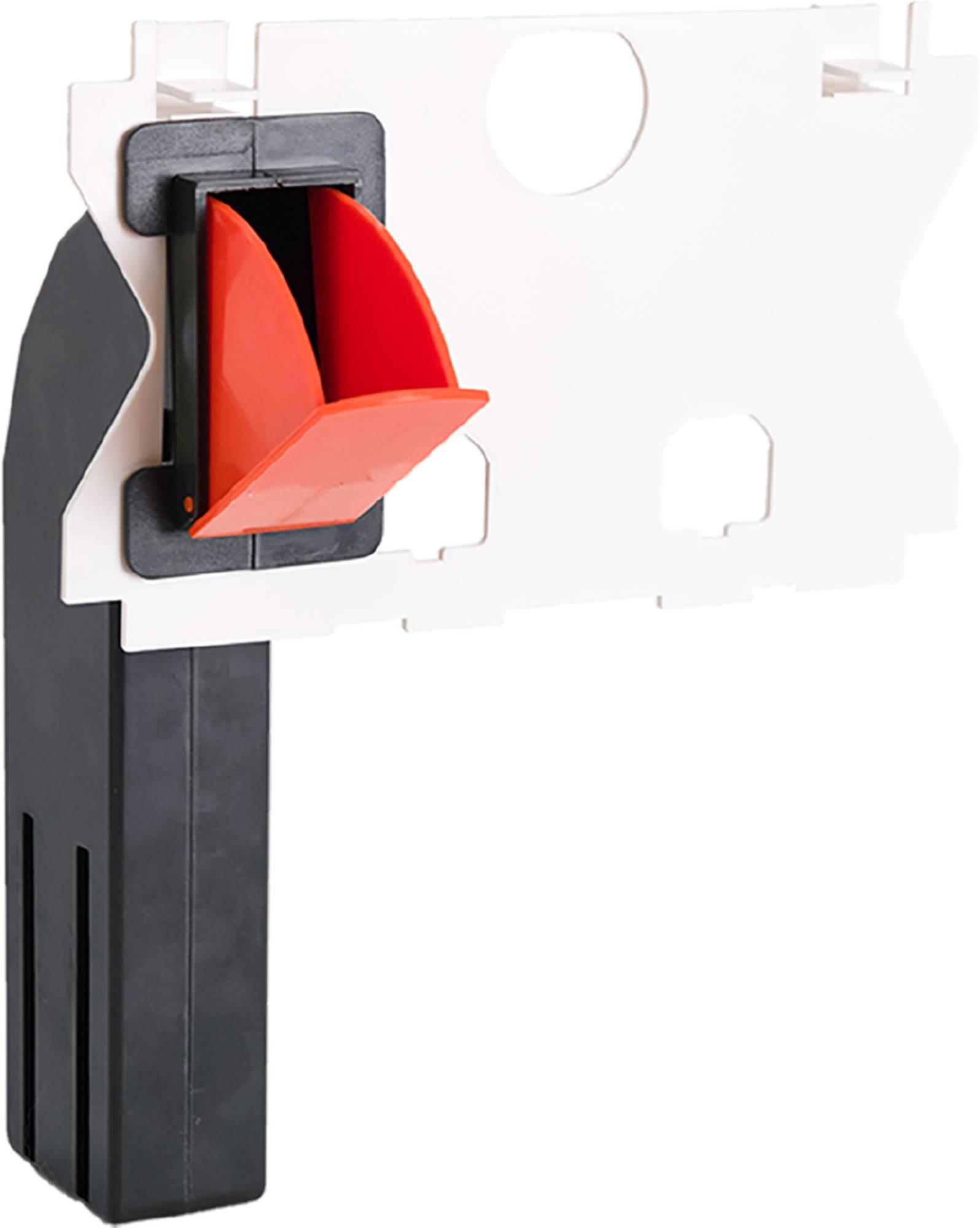StarBlueDisc Toiletblokhouder voor Geberit Sigma 12 cm+UP100
