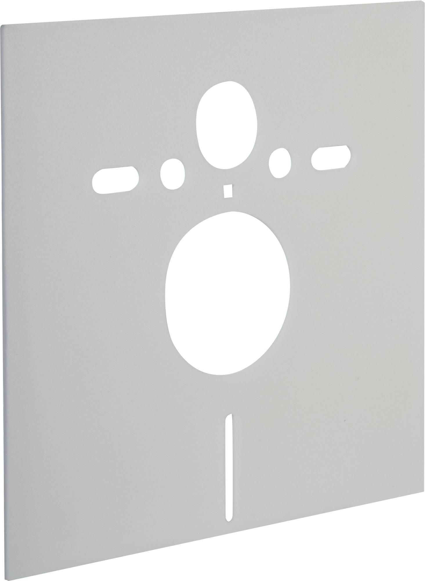 Ben Universele Geluidsisolatieset voor een toilet en bidet