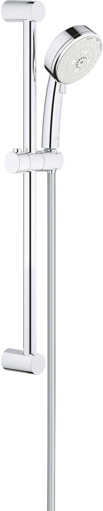 Grohe New Tempesta Cosmopolitan Glijstangset III 60 cm Chroom