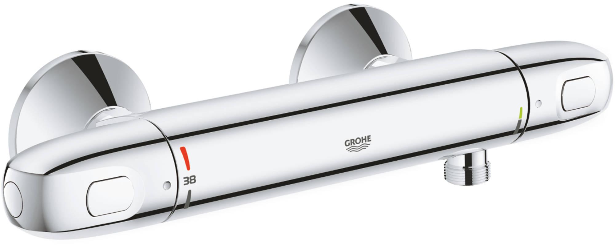 Grohe Grohtherm 1000 New Douchethermostaat Chroom