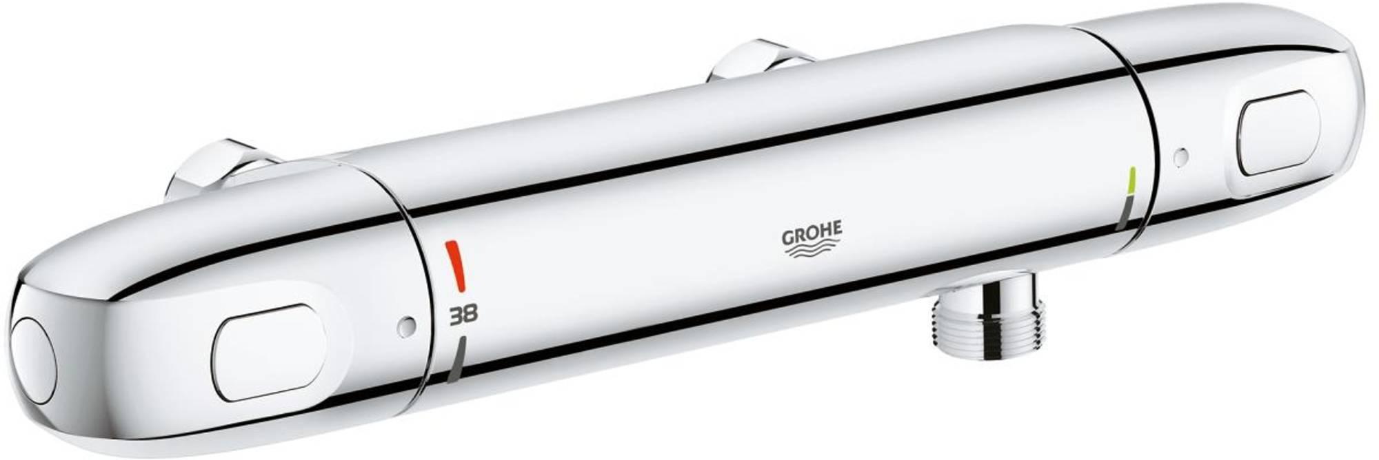 Grohe Grohtherm 1000 New Douchethermostaat zonder koppelingen Chroom