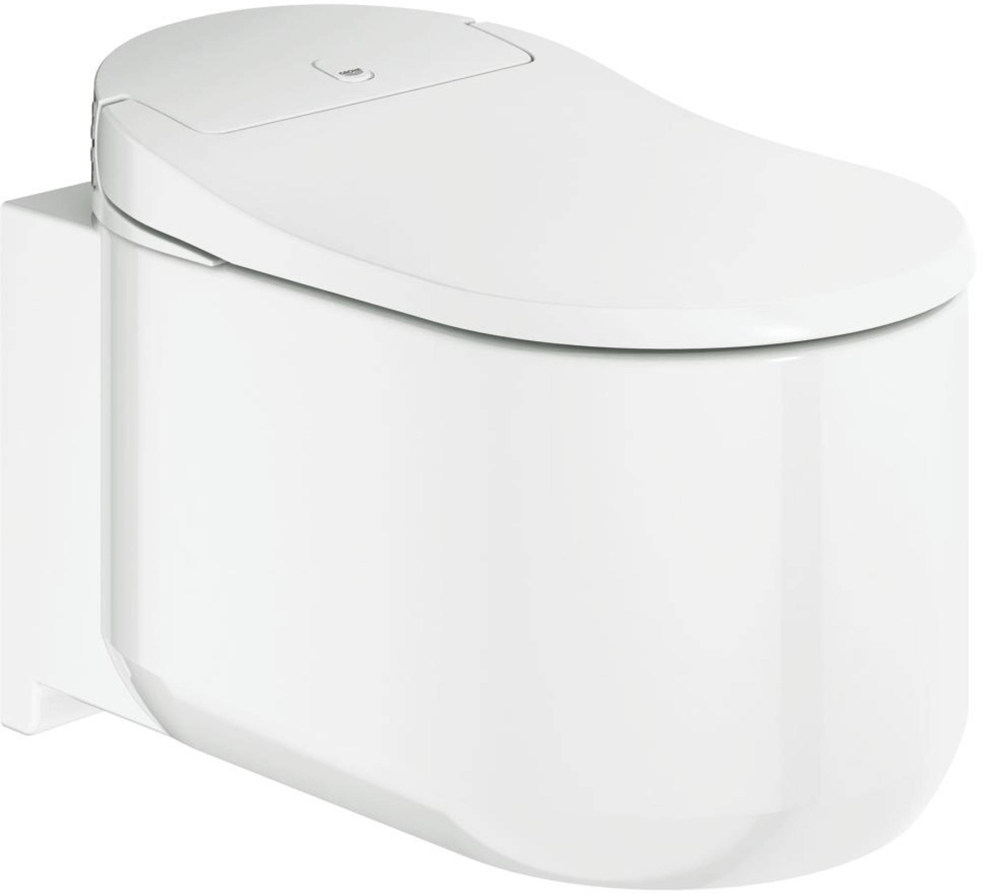 Productafbeelding van Grohe Sensia Arena douche WC systeem wit 39354sh1