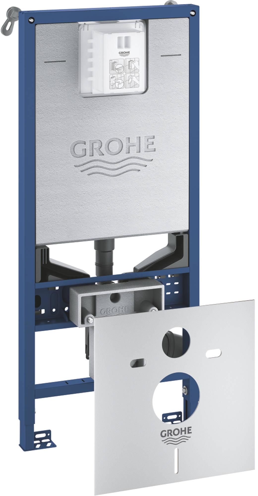 Productafbeelding van Grohe Rapid SLX inbouwreservoir 3-in-1 set 113cm