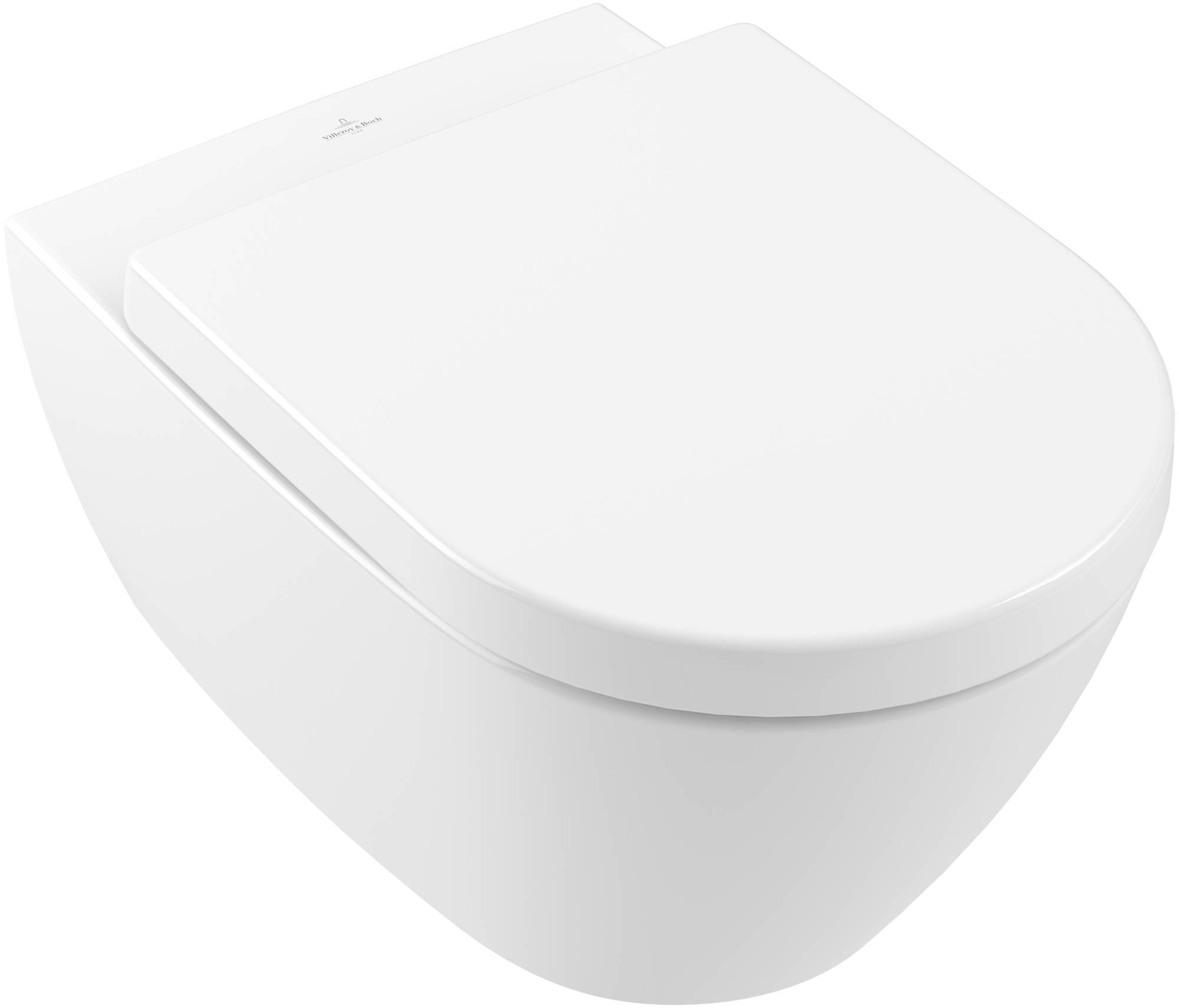 Villeroy & Boch Subway 2.0 Wandcloset Diepspoel DirectFlush CeramicPlus Wit
