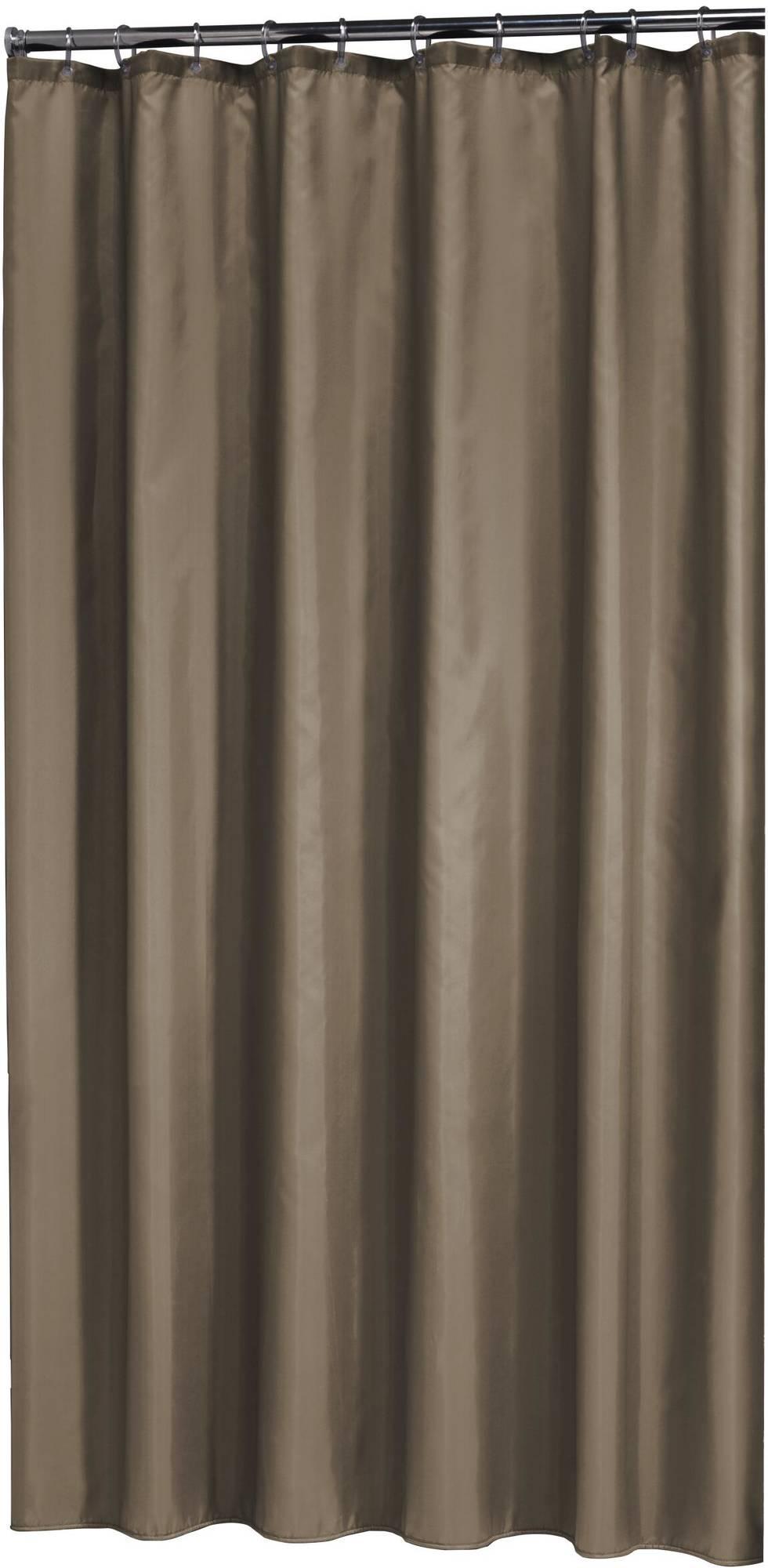 Sealskin Madeira Sealskin Douchegordijn Textiel Madeira 200 x 180cm Zand