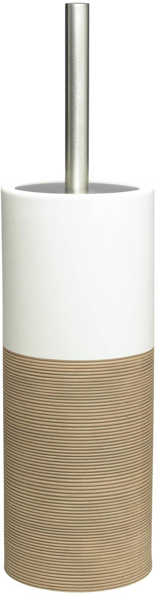 Sealskin Doppio+ Toiletborstelhouder Zand