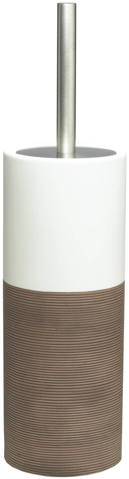 Sealskin Doppio+ Toiletborstelhouder Bruin