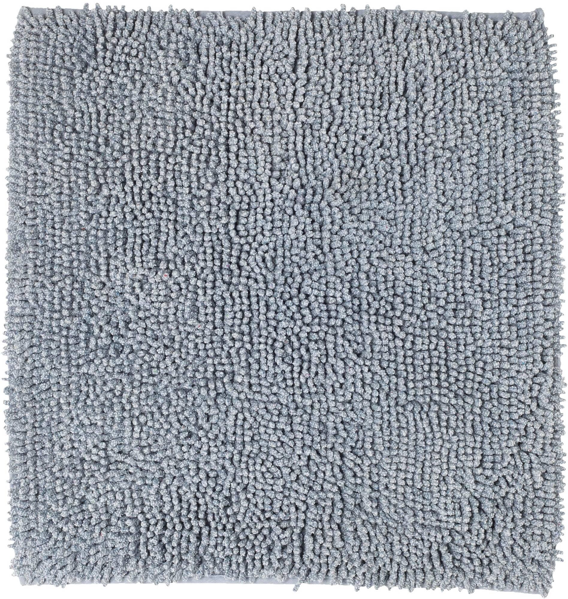 Sealskin MISTO Bidetmat 100% chenille katoen 60 br 60 hg m.grijs