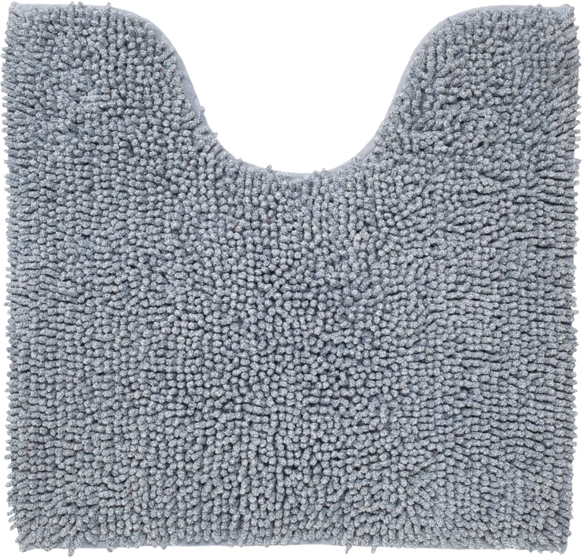 Sealskin MISTO Toiletmat 100% chenille katoen 60 br 55 hg m.grijs