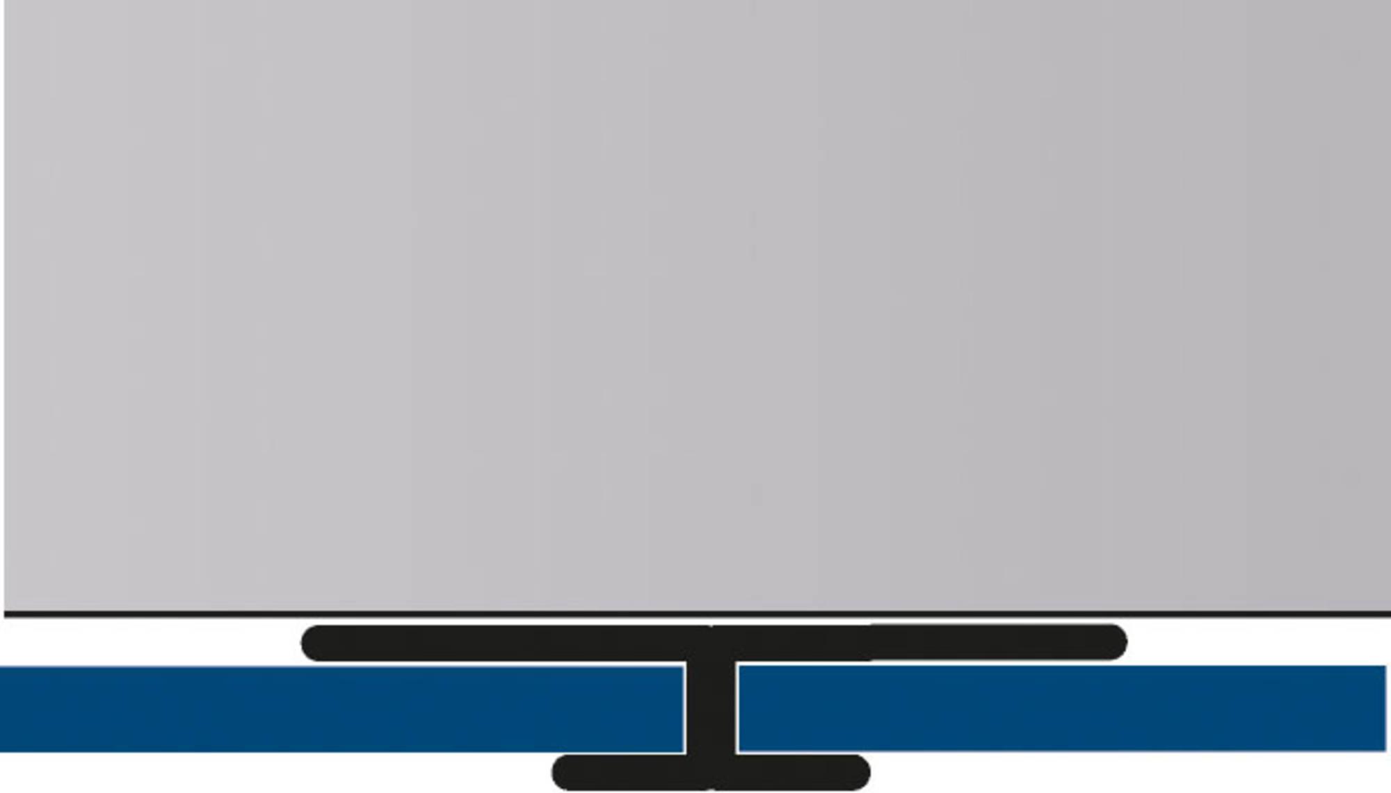 Duschprofi RenoVetro koppelprofiel 2,3x0,7 cm chroomoptiek