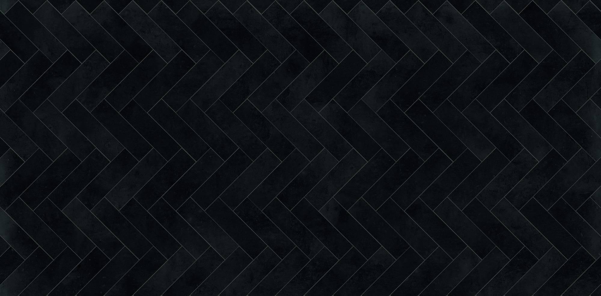 Duschprofi RenoDeco Designpaneel 100x255 cm Visgraat Antraciet