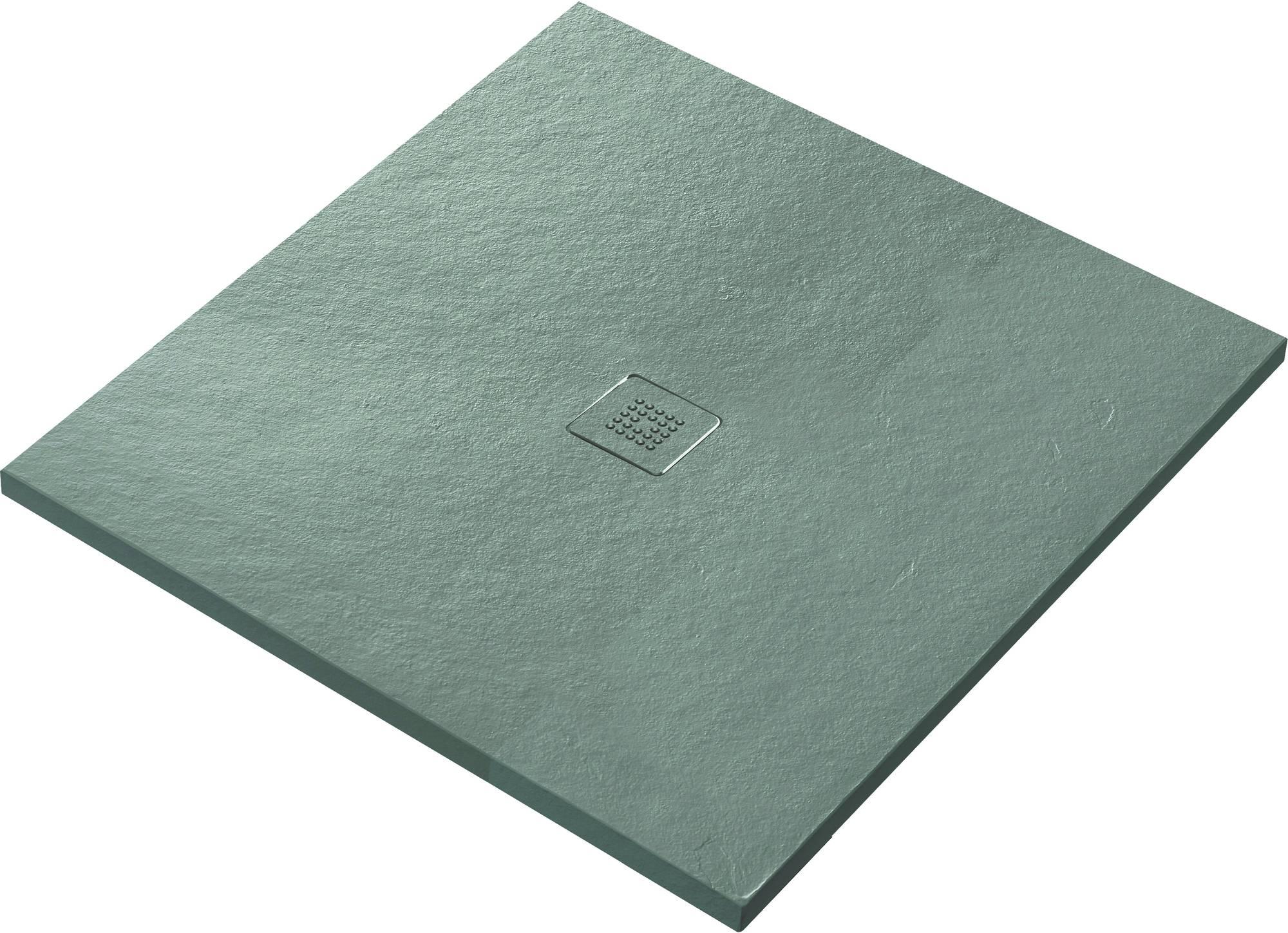 Ben Avira Douchevloer Akron 100x100x2,6 cm Cemento