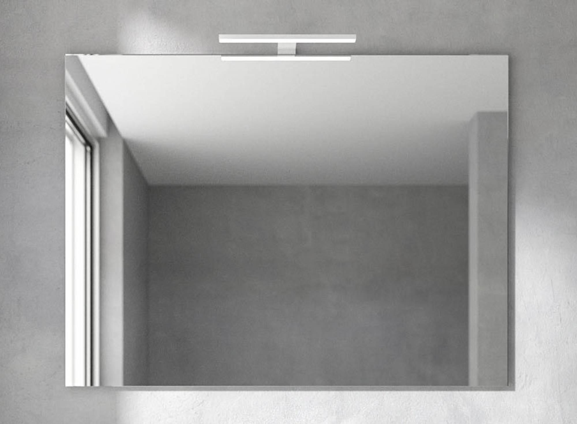 Saniselect Bali Spiegel 100x70x2,6 cm