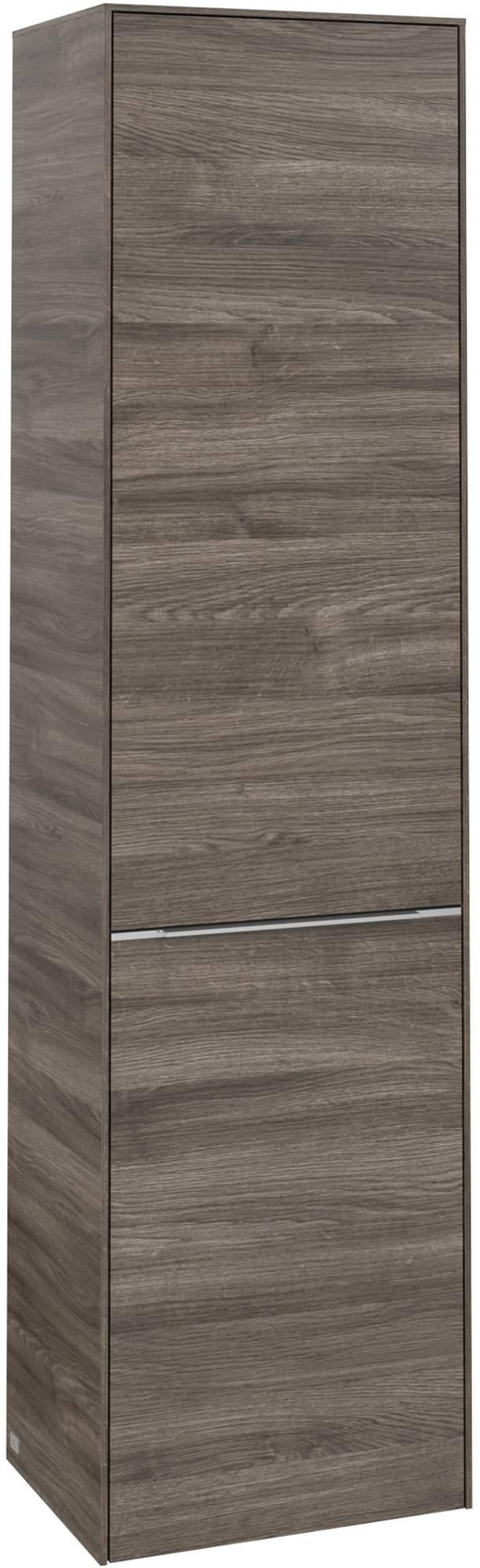 Villeroy & Boch Subway 3.0 Hoge kast 45x36,2x171 cm Stone Oak