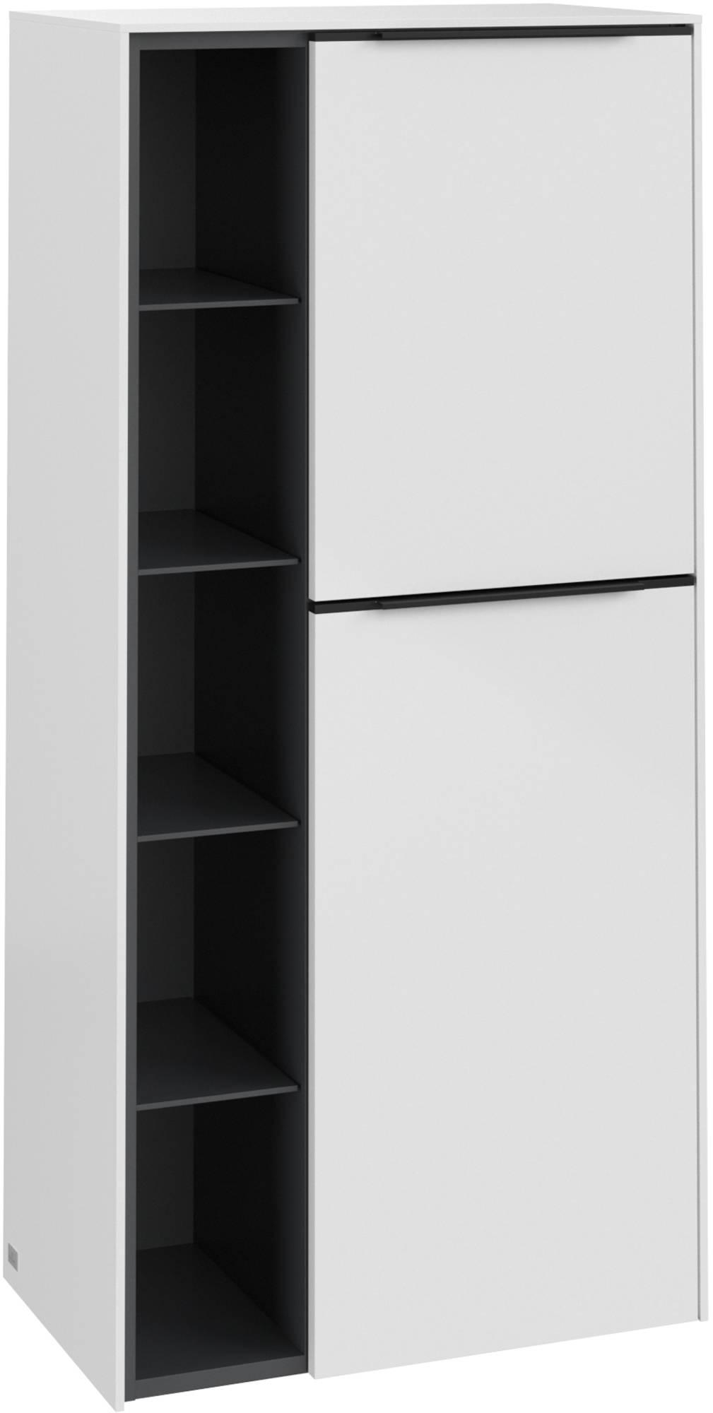 Villeroy & Boch Subway 3.0 Middenkast 57,4x36,2x120 cm Brilliant White