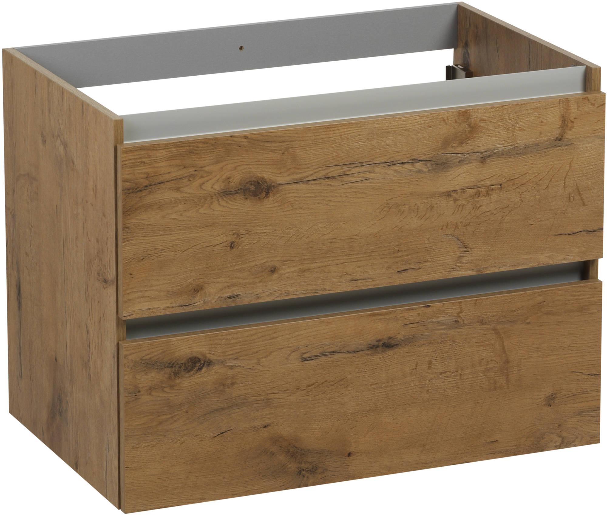 Saniselect Guarda Slimline Onderkast 60x39,5x60 cm