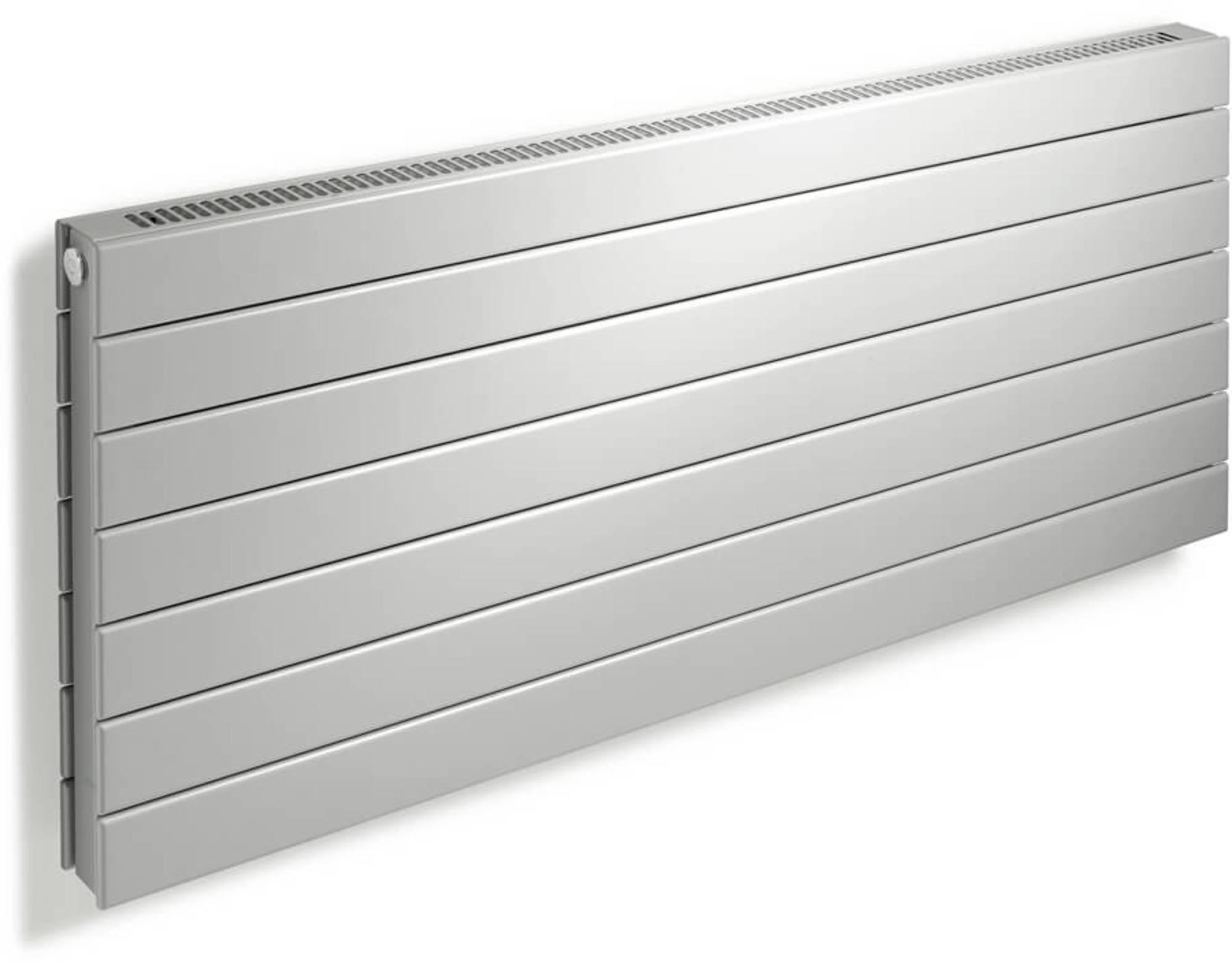 Vasco Viola Horizontaal H1L1 Designradiator 50x36 cm As=0018 RAL9016 Verkeerswit