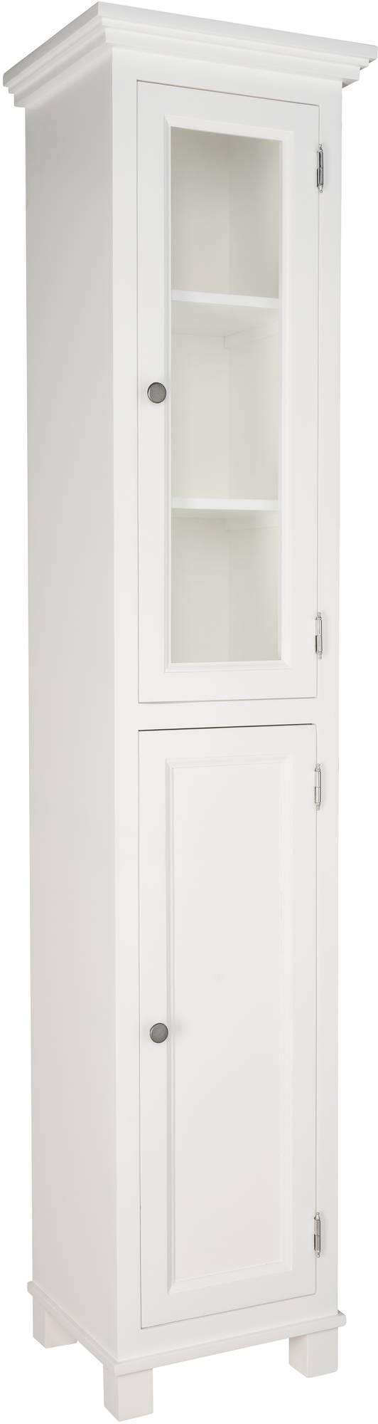 Ben Maison Kolomkast Rechts 48x40x216 cm Wit