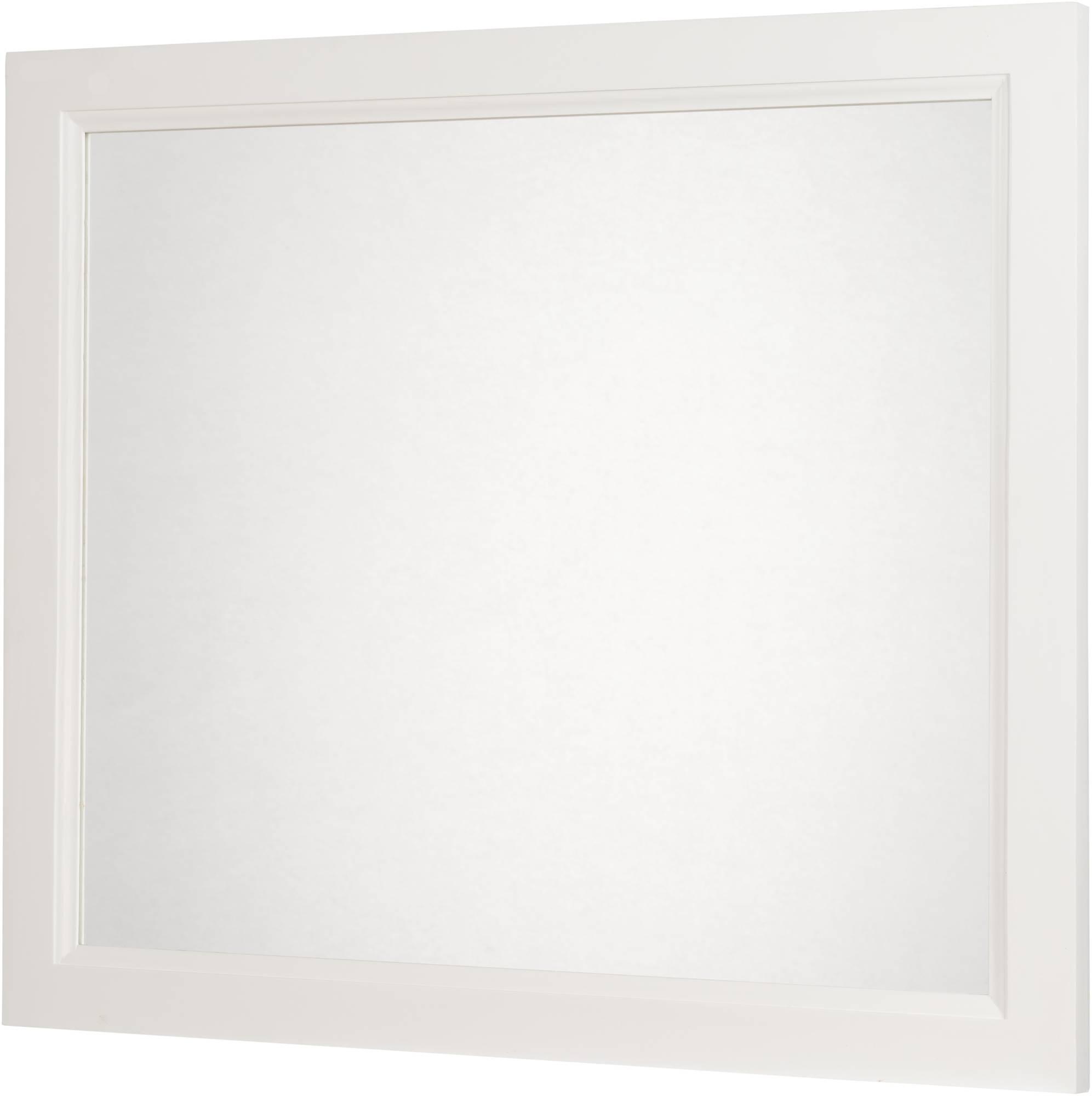 Ben Maison Spiegel 80 cm wit met lijst