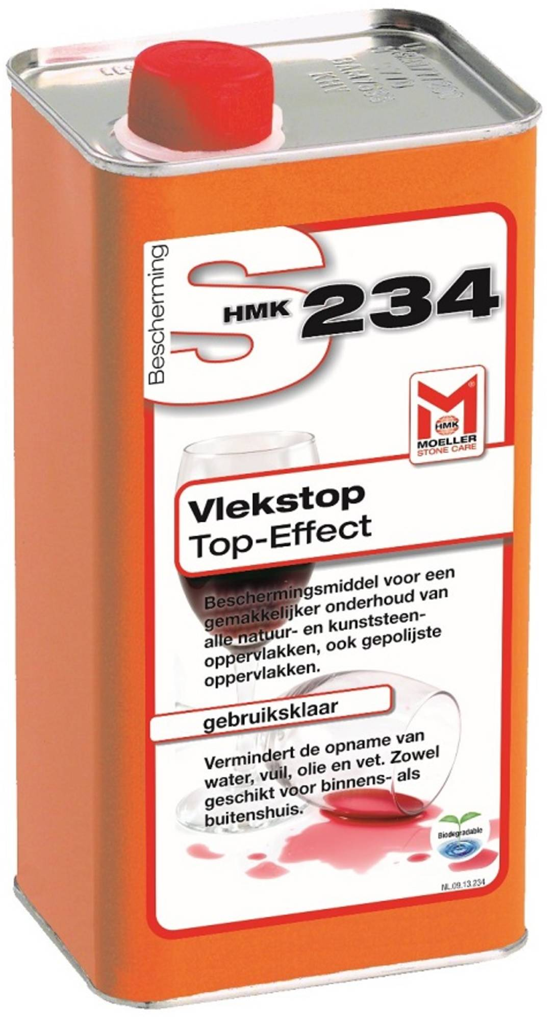 HMK S234 Vlekstop-Top Effect