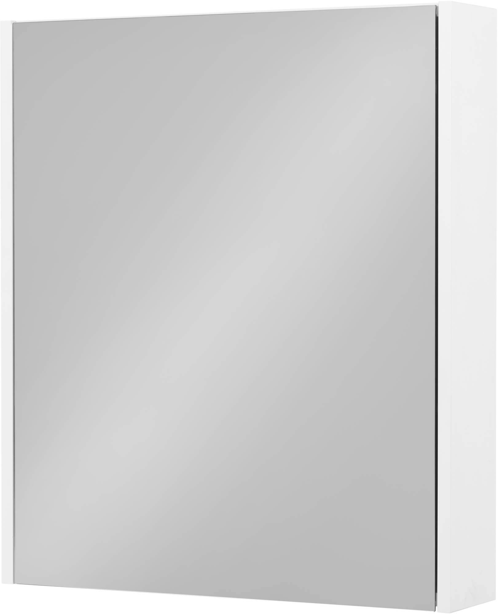 Saniselect Socan Spiegelkast 60x14x70 cm Mat Wit