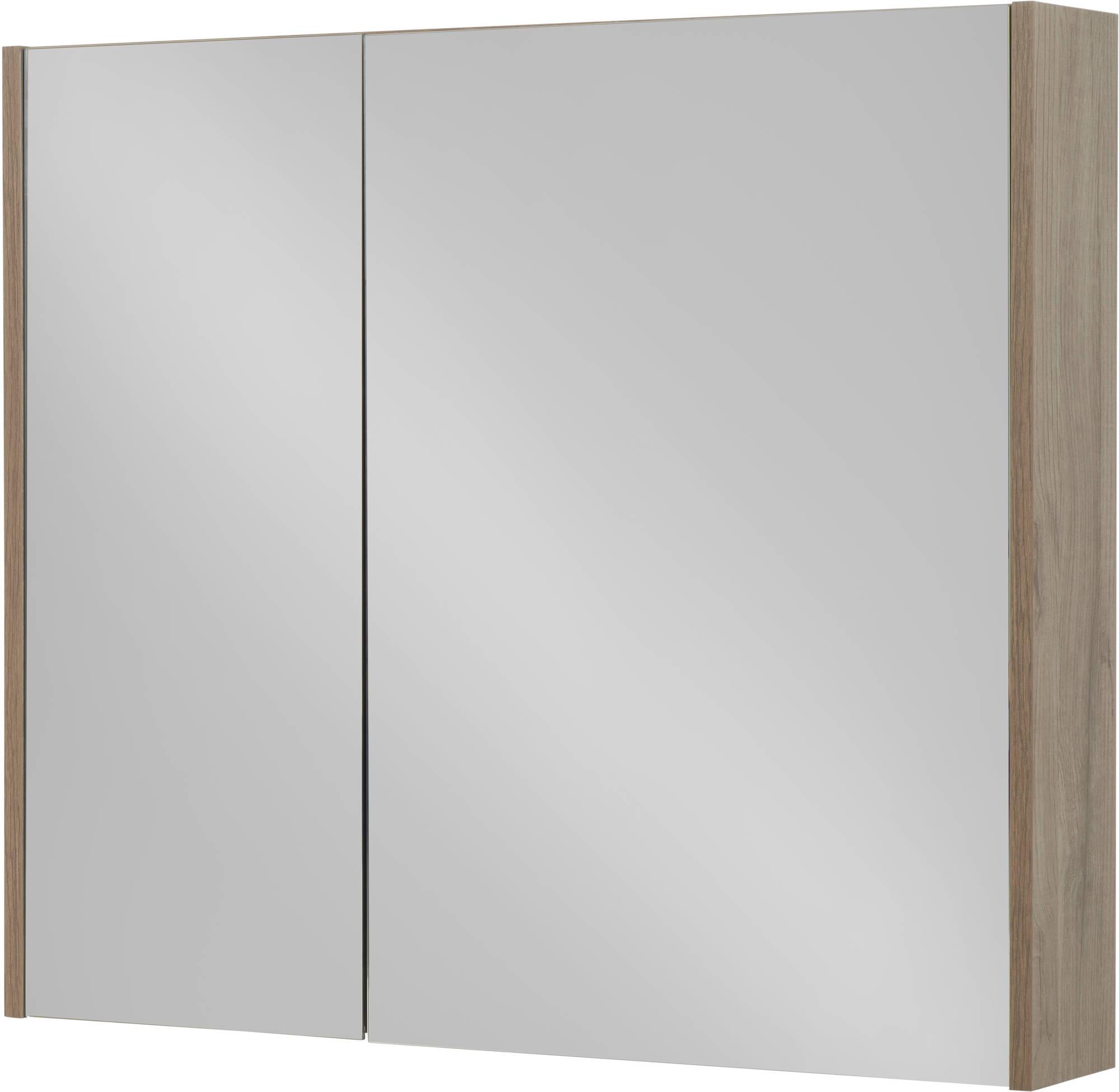 Saniselect Socan Spiegelkast 80x14x70 cm Toffee