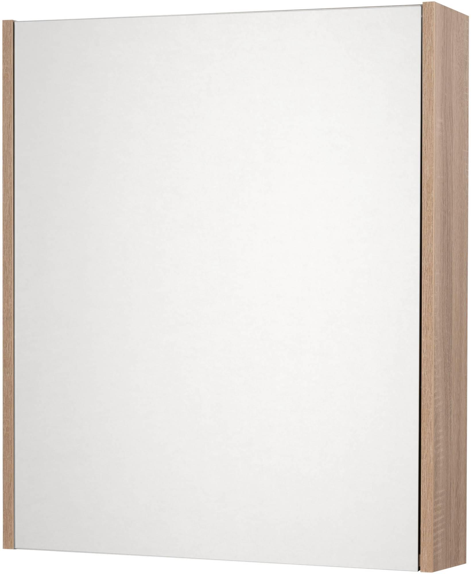 Saniselect Socan Spiegelkast 60x14x70 cm Bardolino Eiken