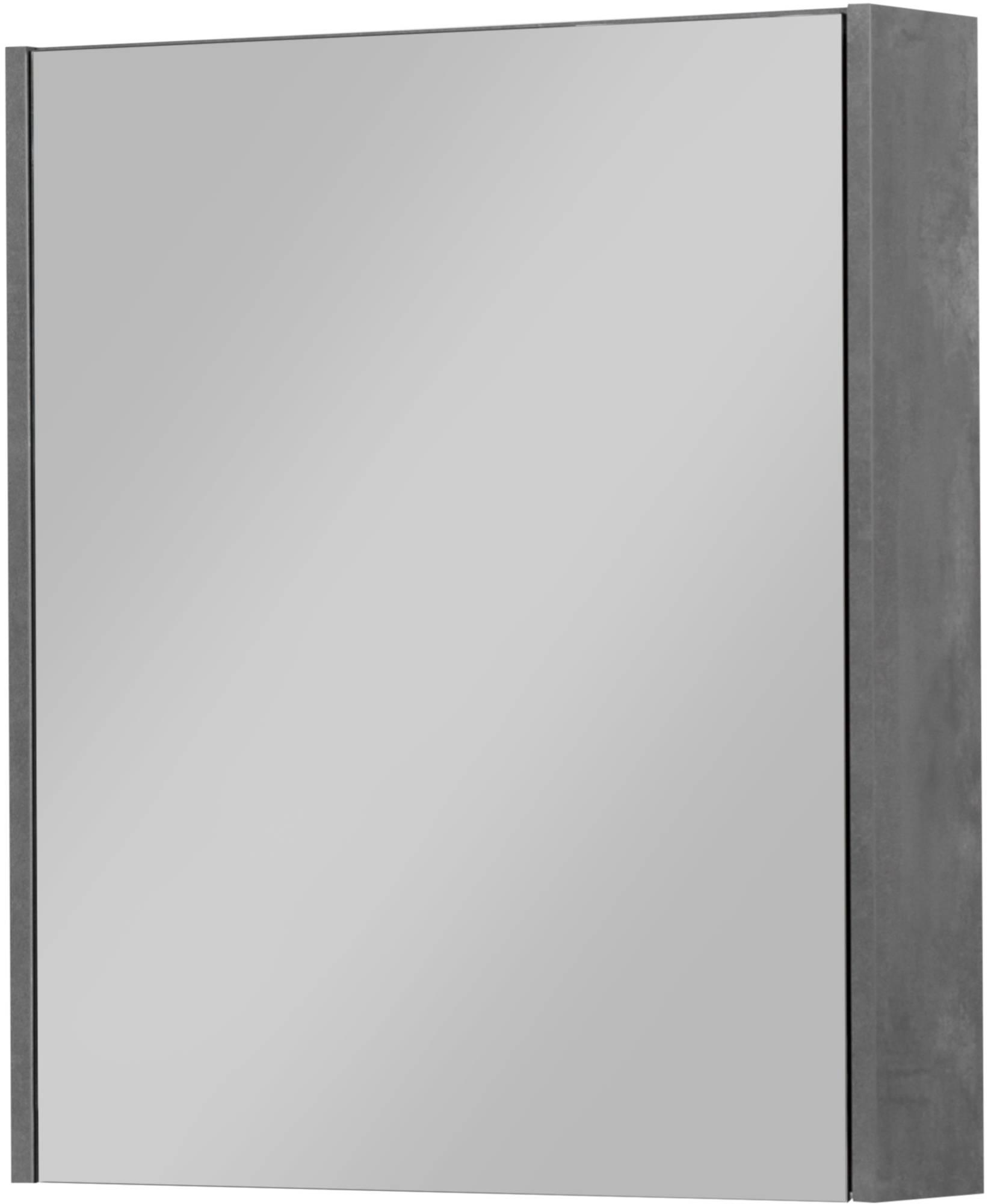 Saniselect Socan Spiegelkast 60x14x70 cm Beton Grijs