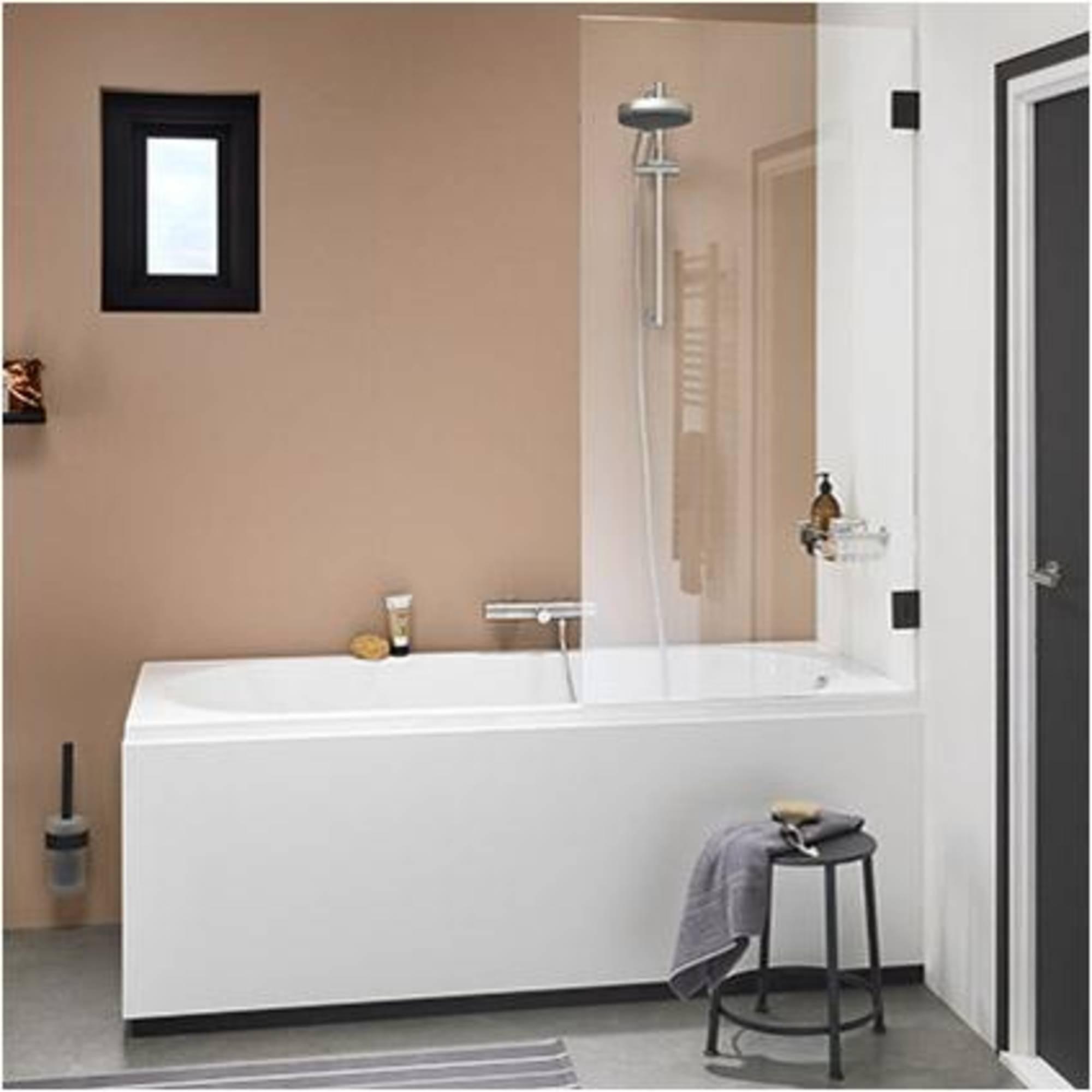 Get Wet by Sealskin I am badwand 75x160 cm mat zwart
