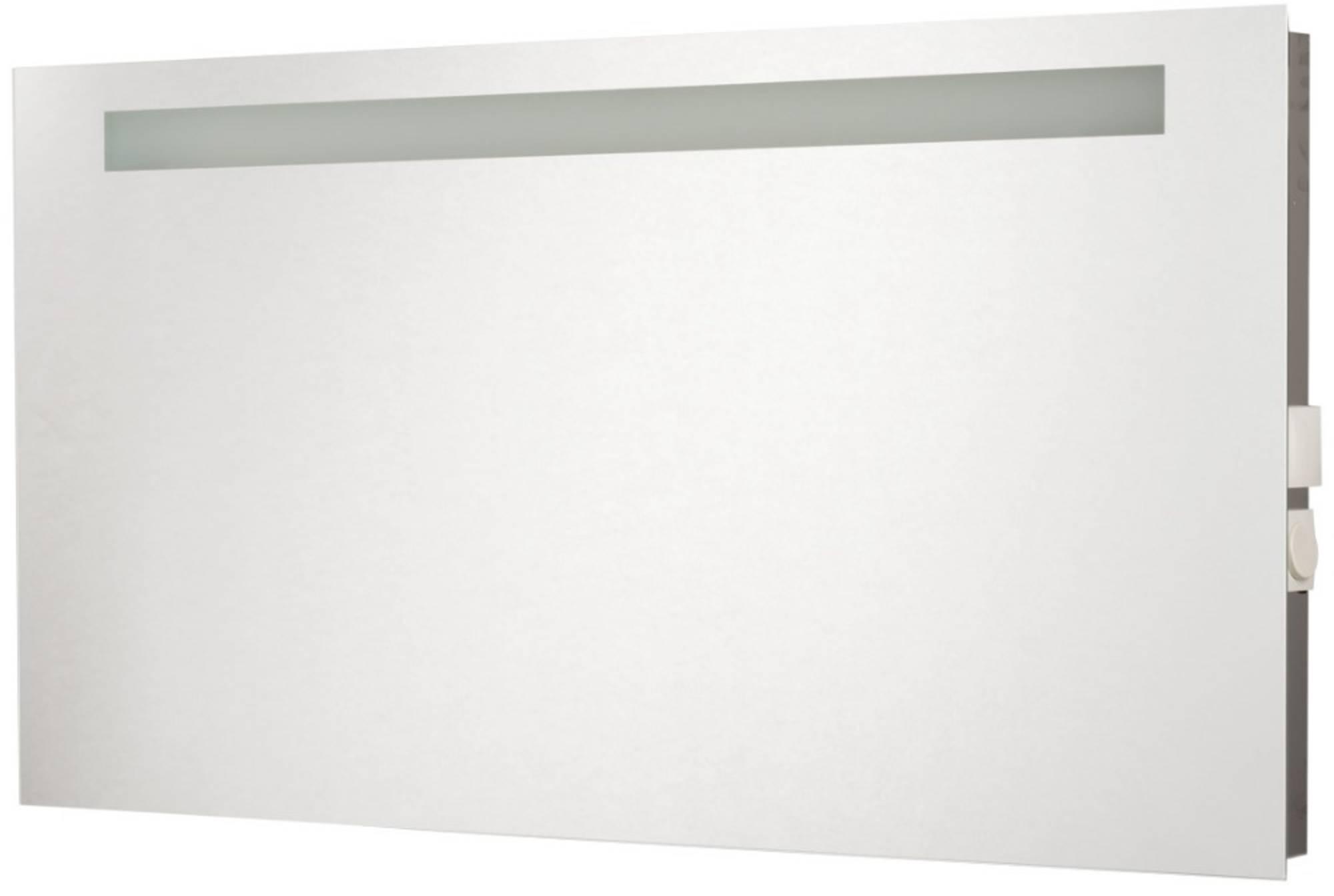 Ben Vario Stia spiegel met LED verlichting en stopcontact/schakelaar 140x65cm