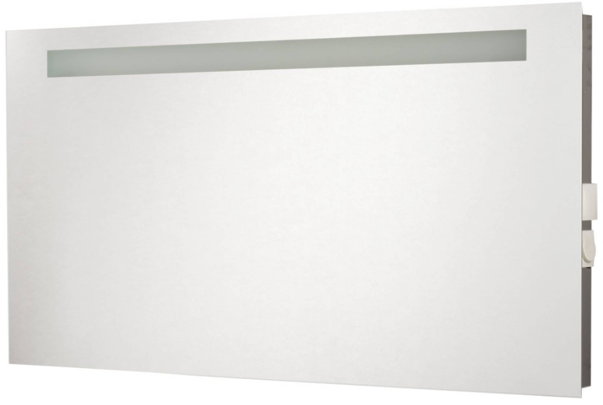 Ben Vario Stia spiegel met LED verlichting en stopcontact/schakelaar 160x65cm