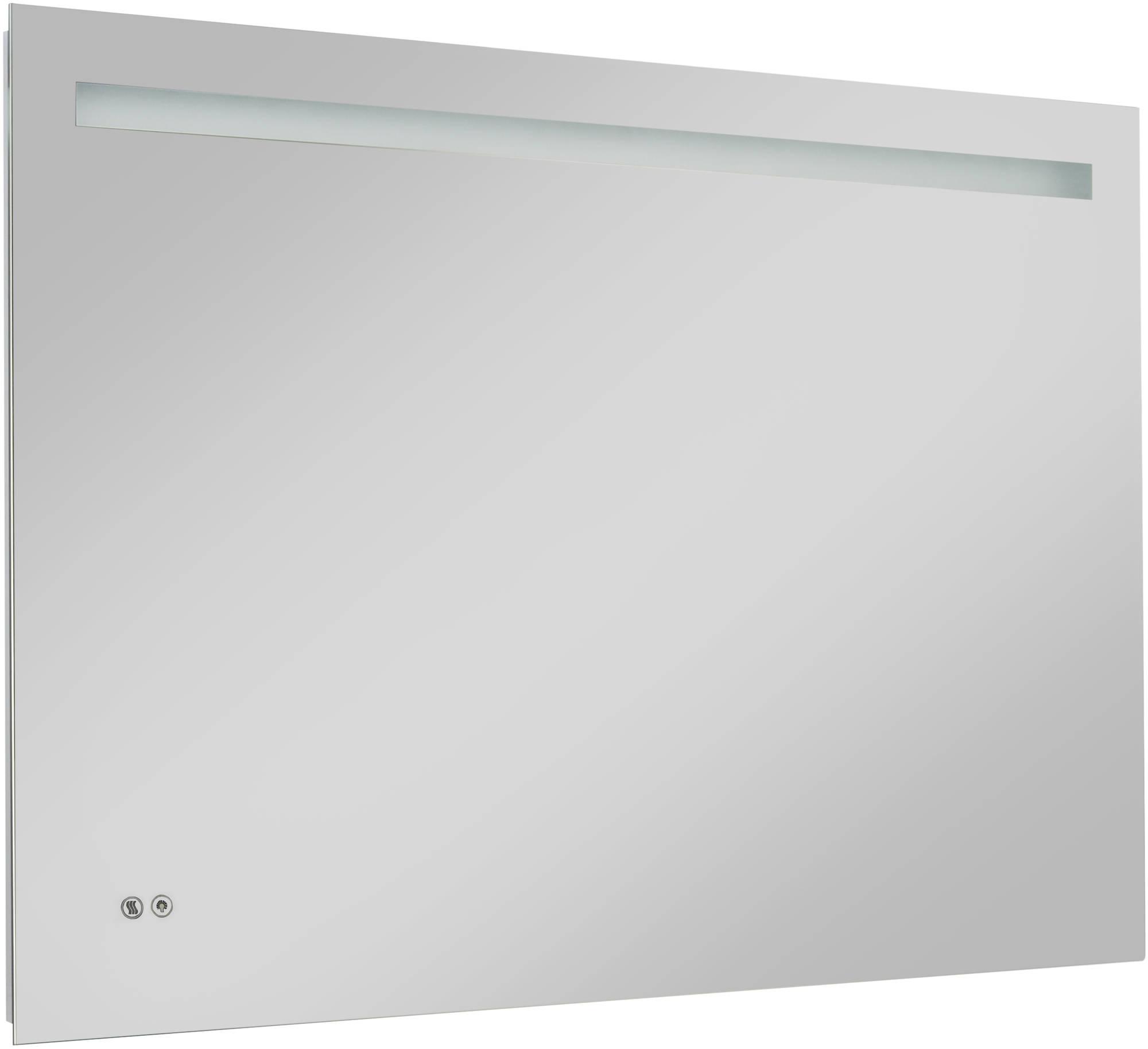 Ben Freya spiegel met verlichting en spiegelverwarming (touchbediening) 100x70 cm