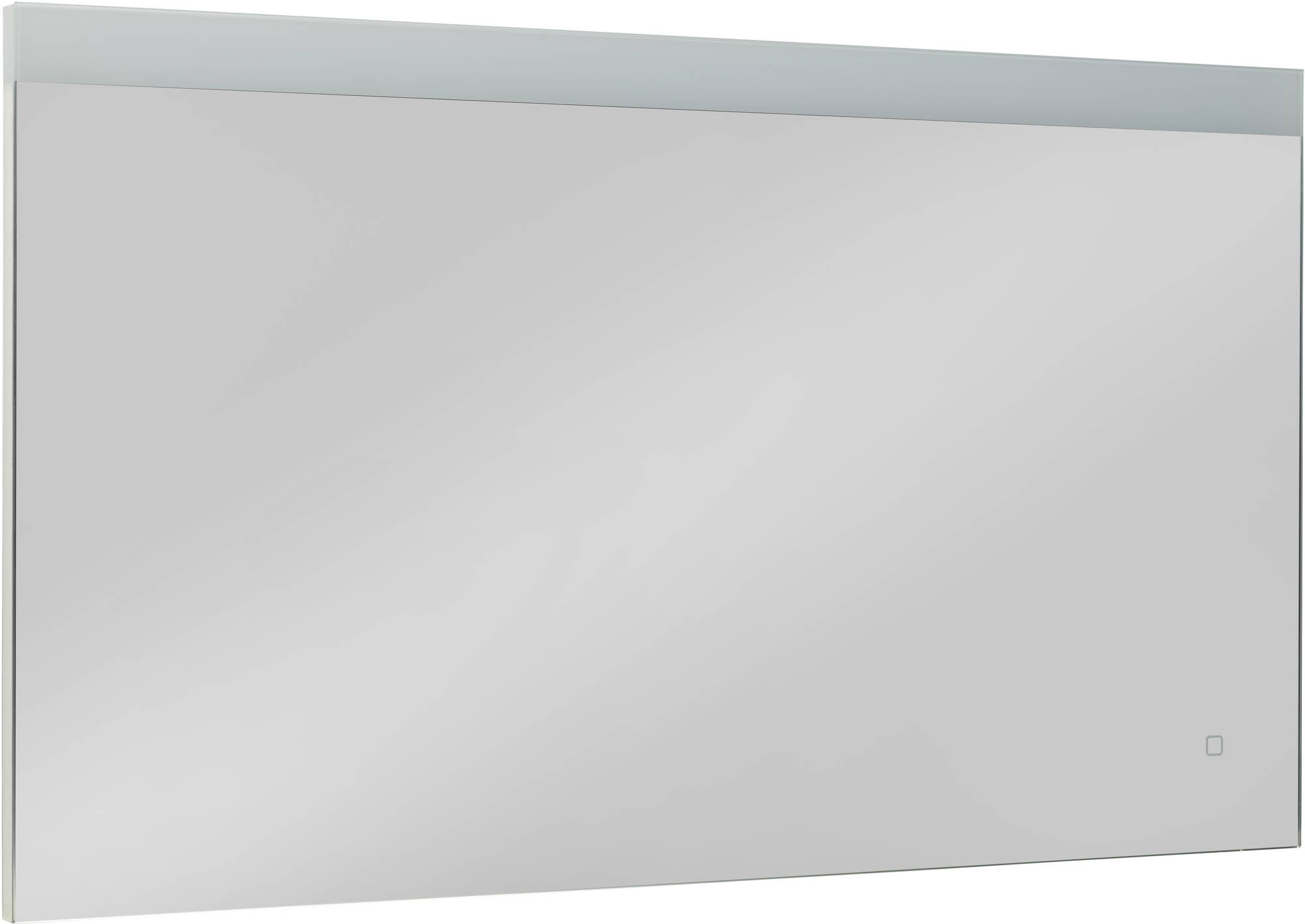 Ben Triton Spiegelpaneel met Touchbediening, Spiegelverwarming 160x3x70 cm