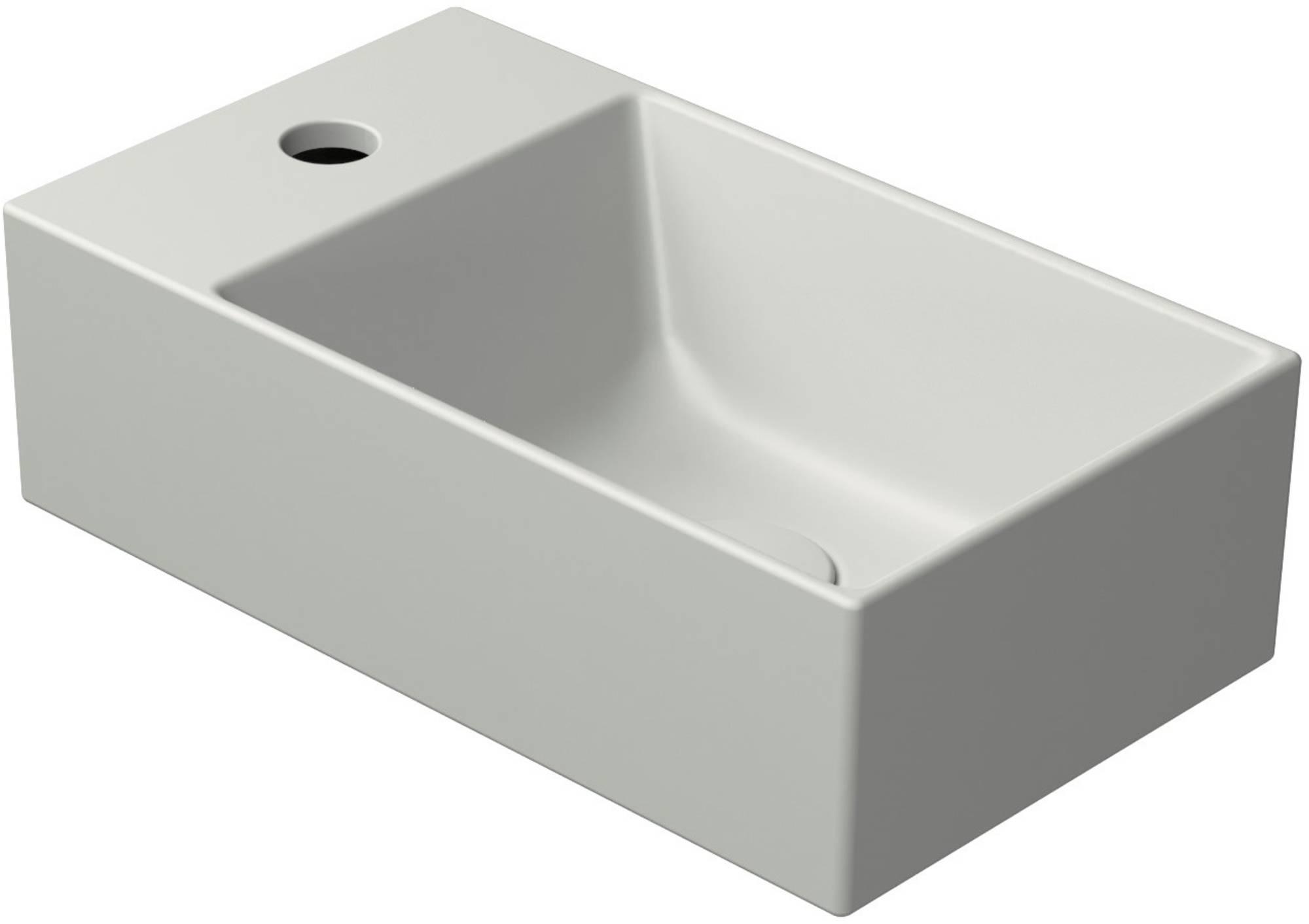 Ben Stelvio Fontein 40x23x12 cm 1 krg links Cement Grijs